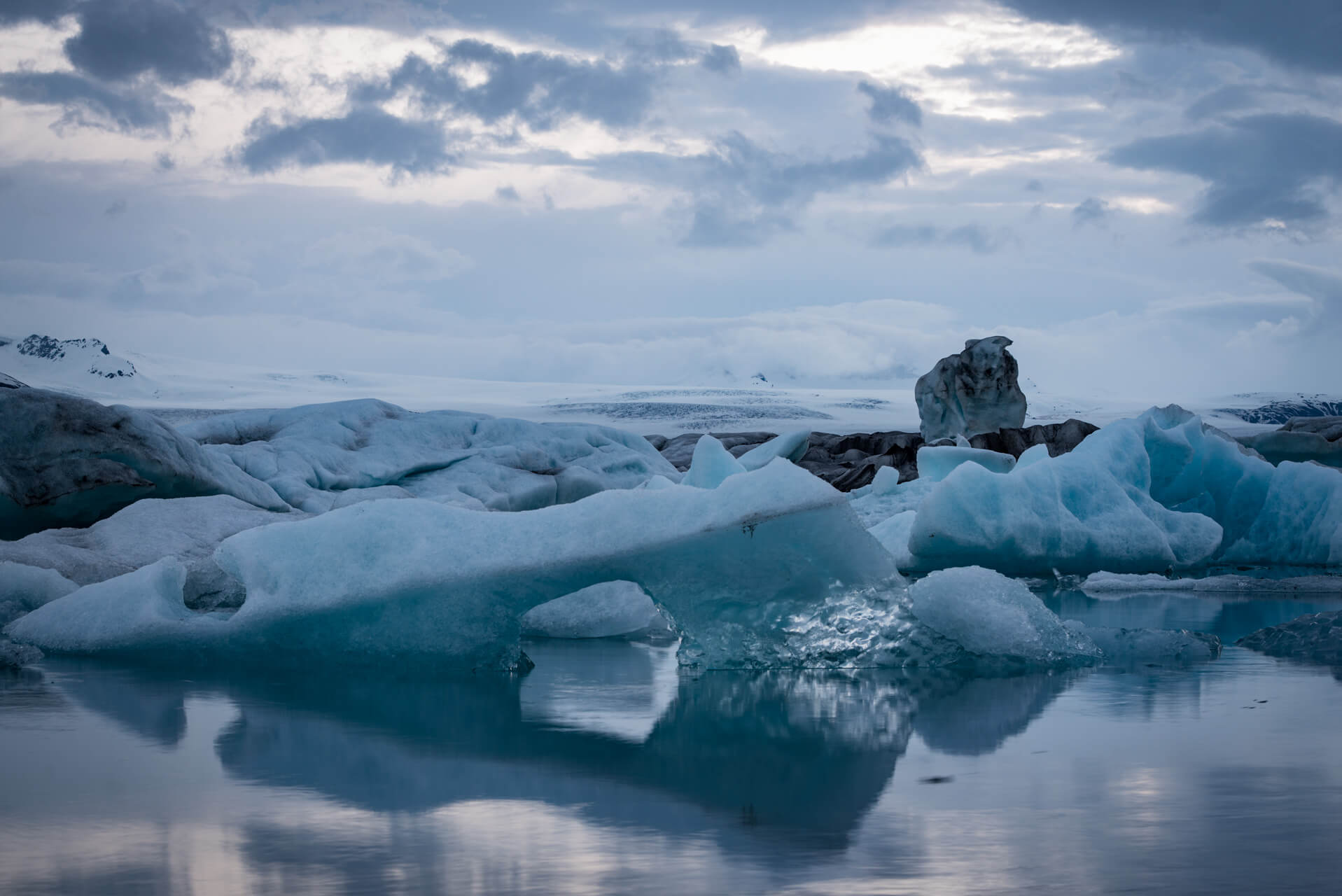 Island, Jökulsárlon; Fotograf Steffen Lohse
