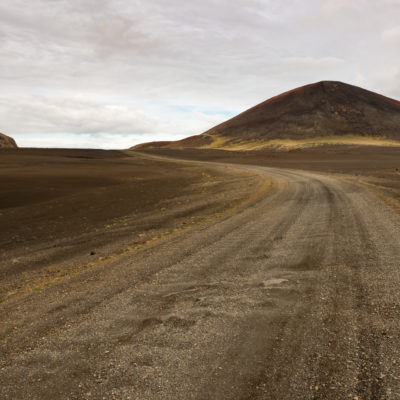 Iceland traces of civilization