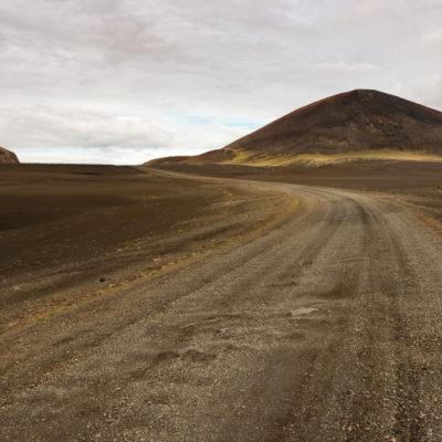 Island Spuren der Zivilisation