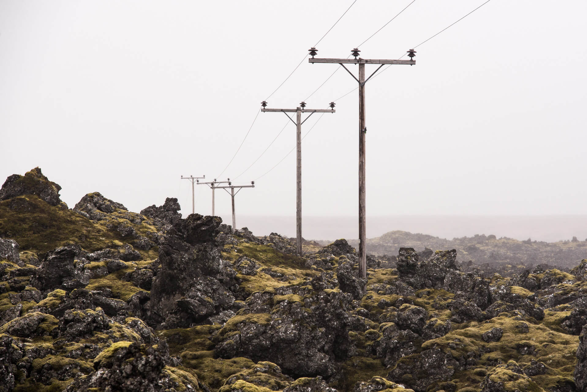 Island, Berserkerjahraun; Fotograf Steffen Lohse