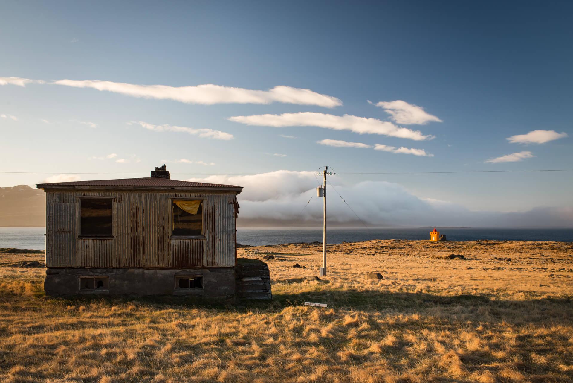Island, Hafnarnes; Fotograf Steffen Lohse