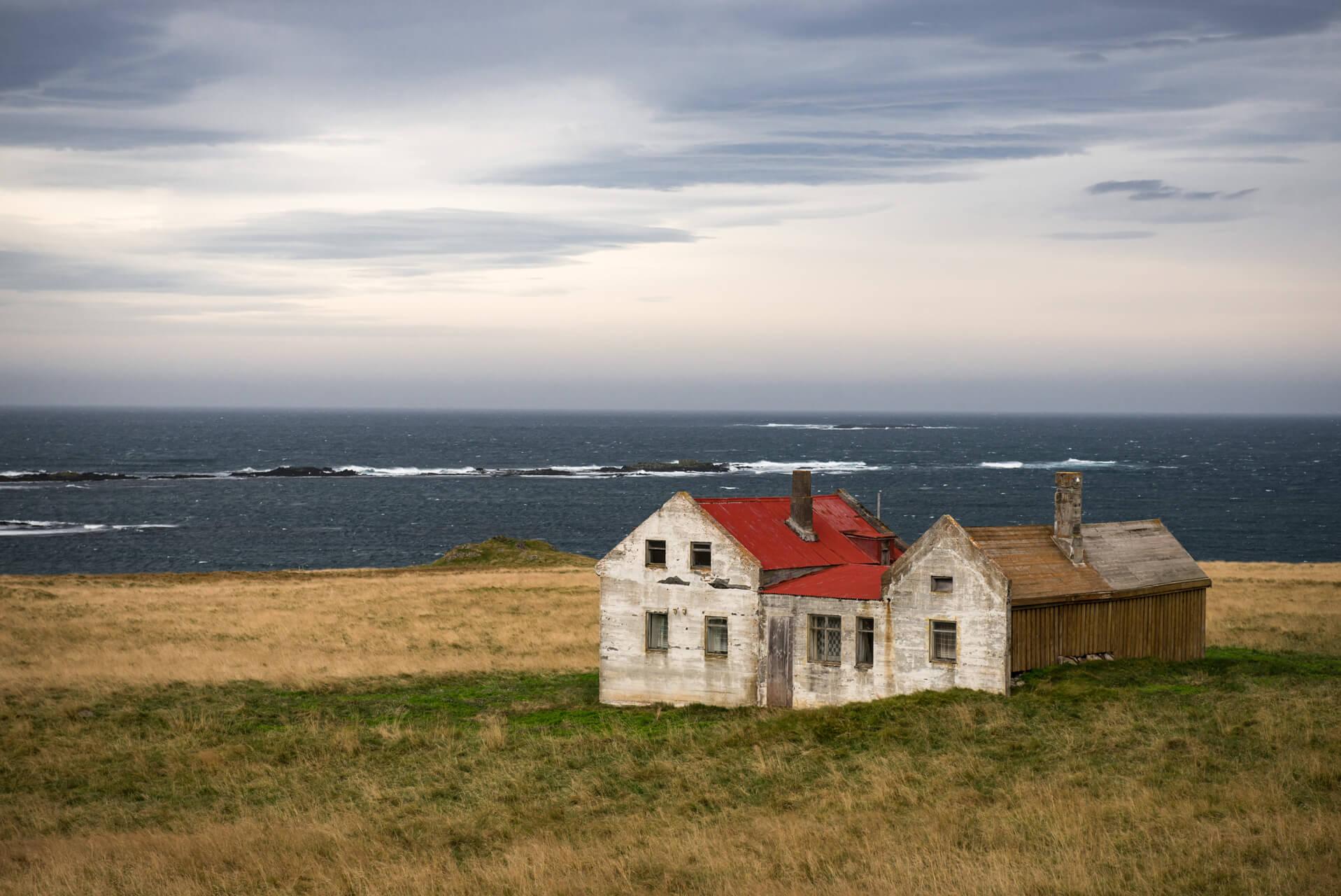 Island, Hindisvík; Fotograf Steffen Lohse