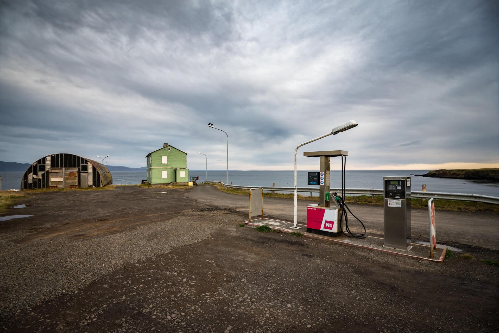 Island, Bakkafjörður; Fotograf Steffen Lohse