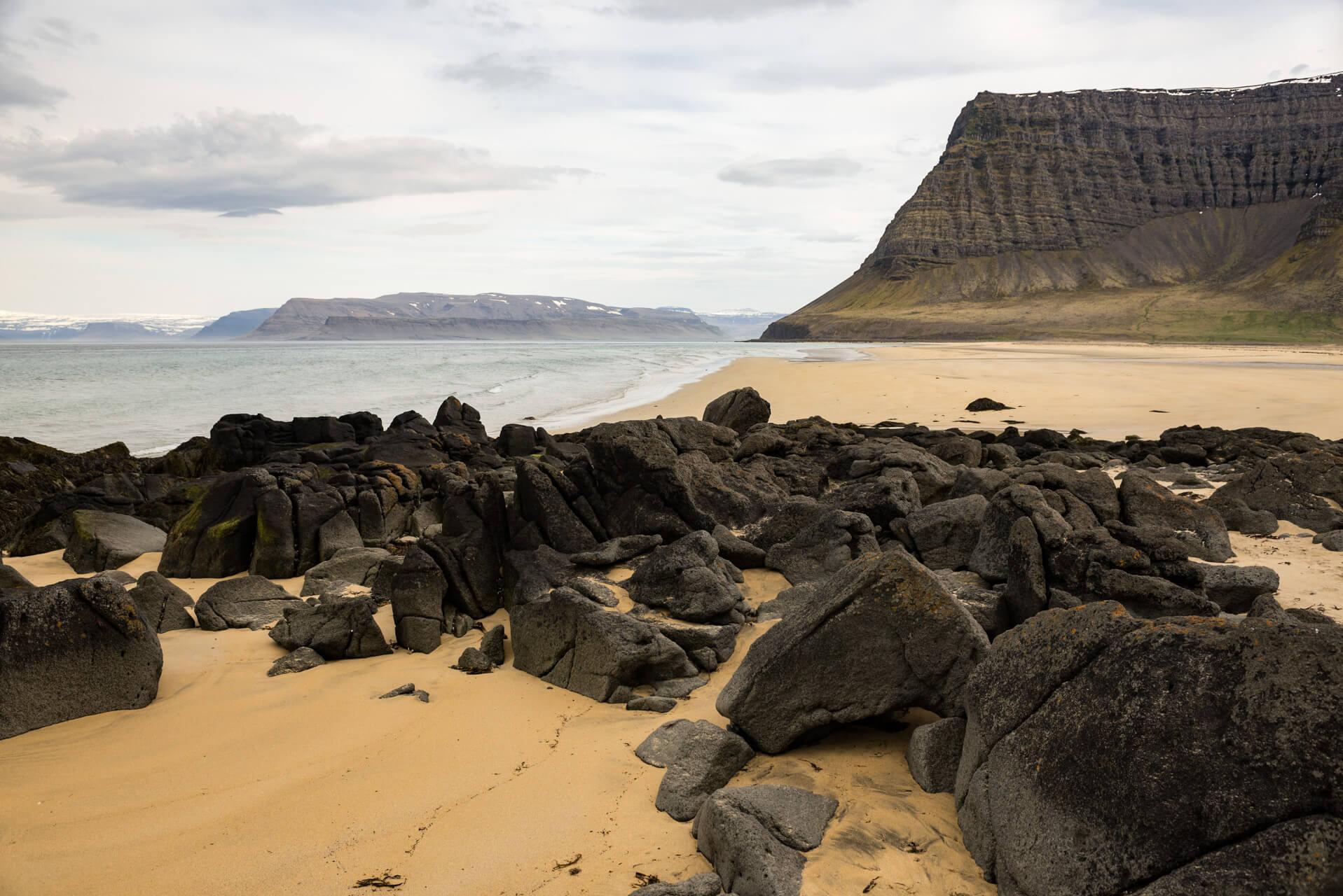 Island, Arnarfjörður; Fotograf Steffen Lohse