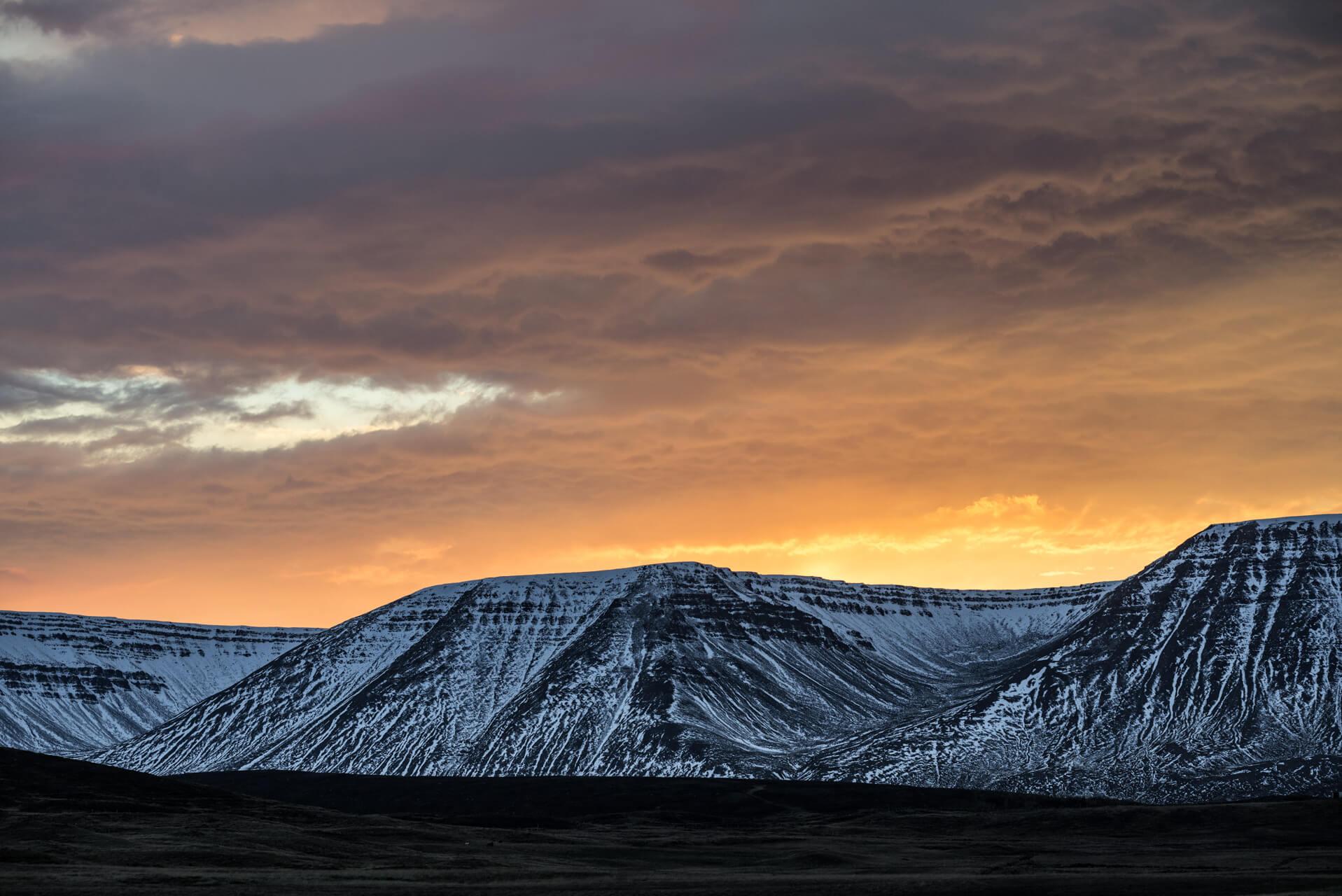 Island, Tröllaskagi; Fotograf Steffen Lohse