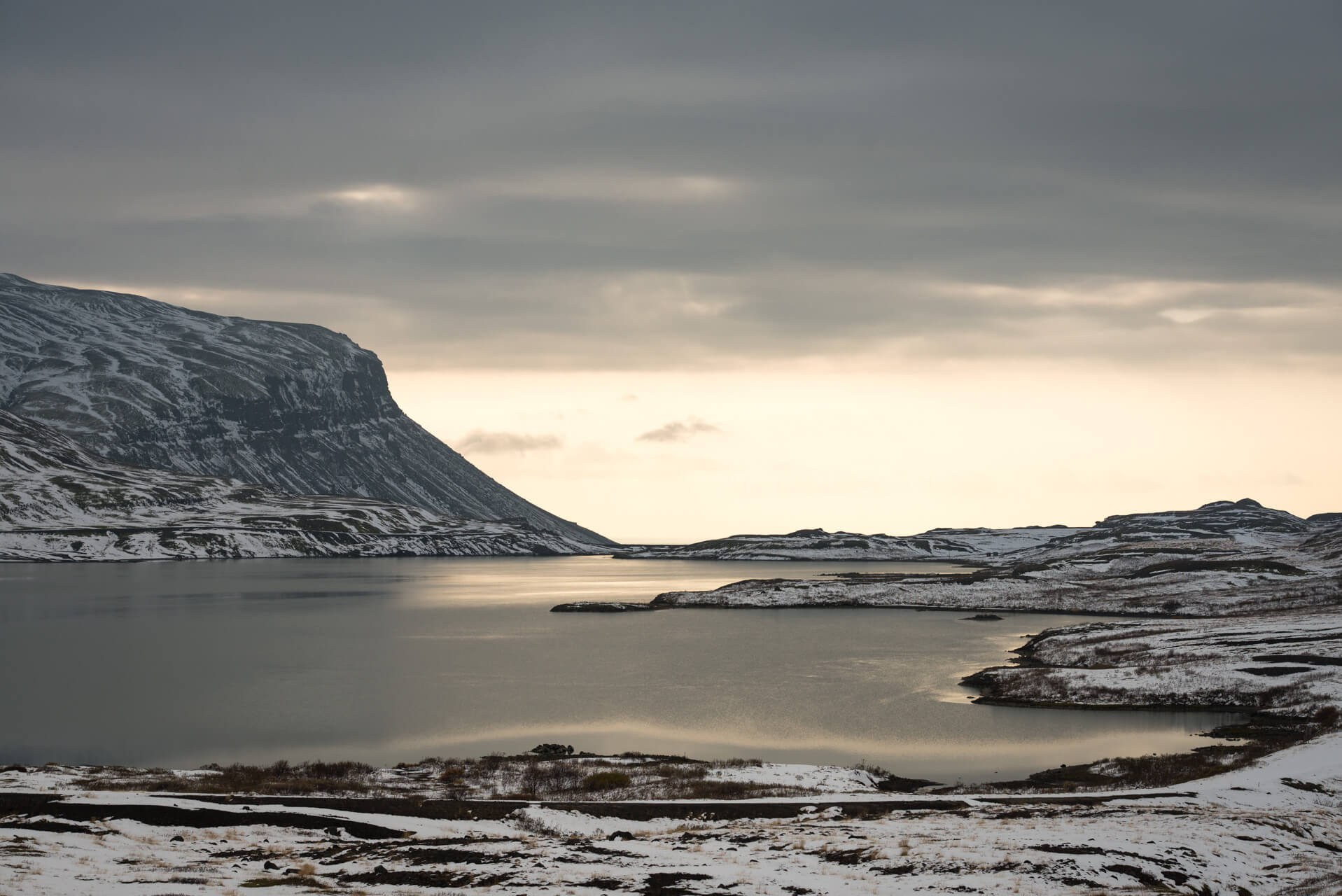 Island, Búrfell; Fotograf Steffen Lohse
