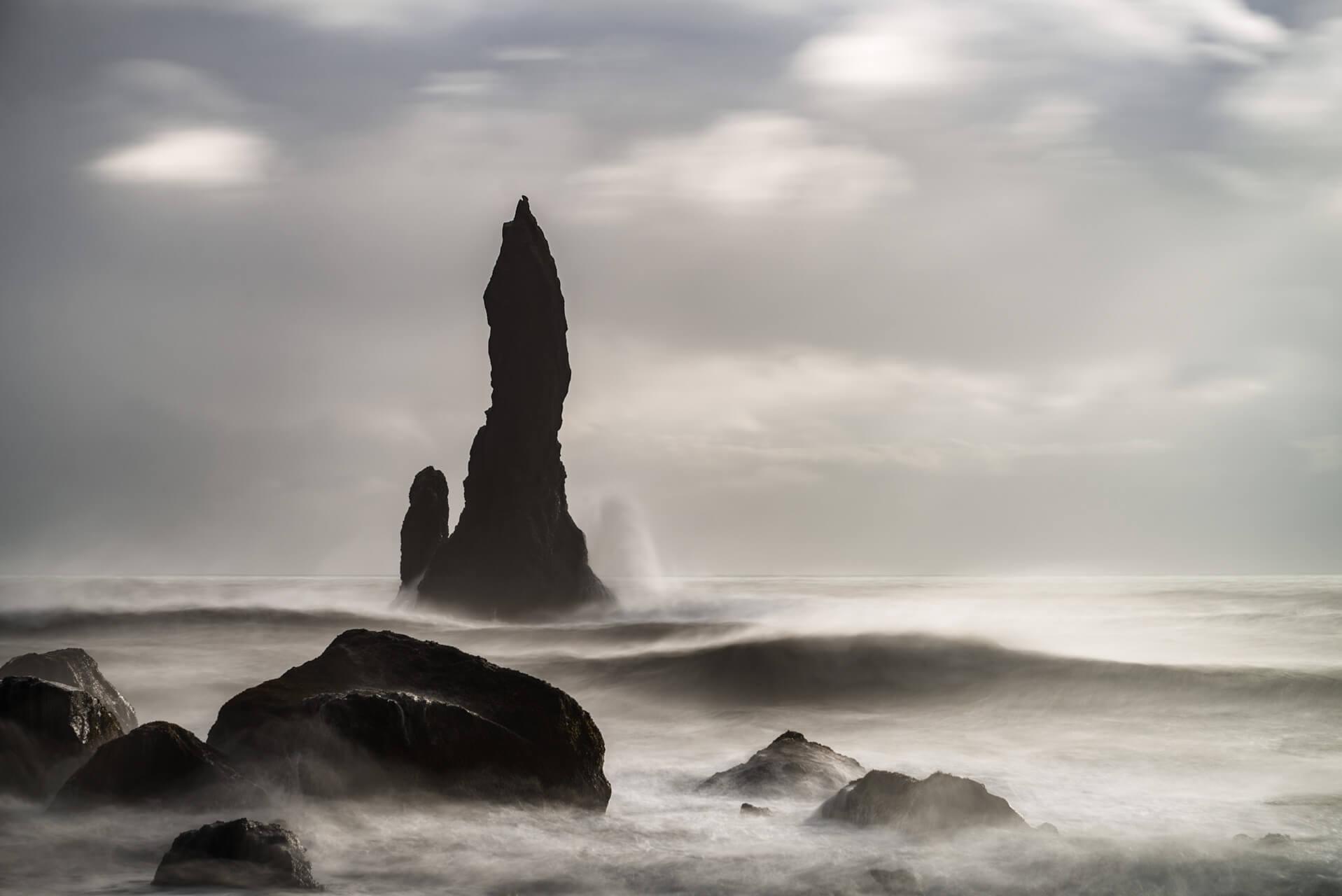 Island, Reynisdrangar; Fotograf Steffen Lohse