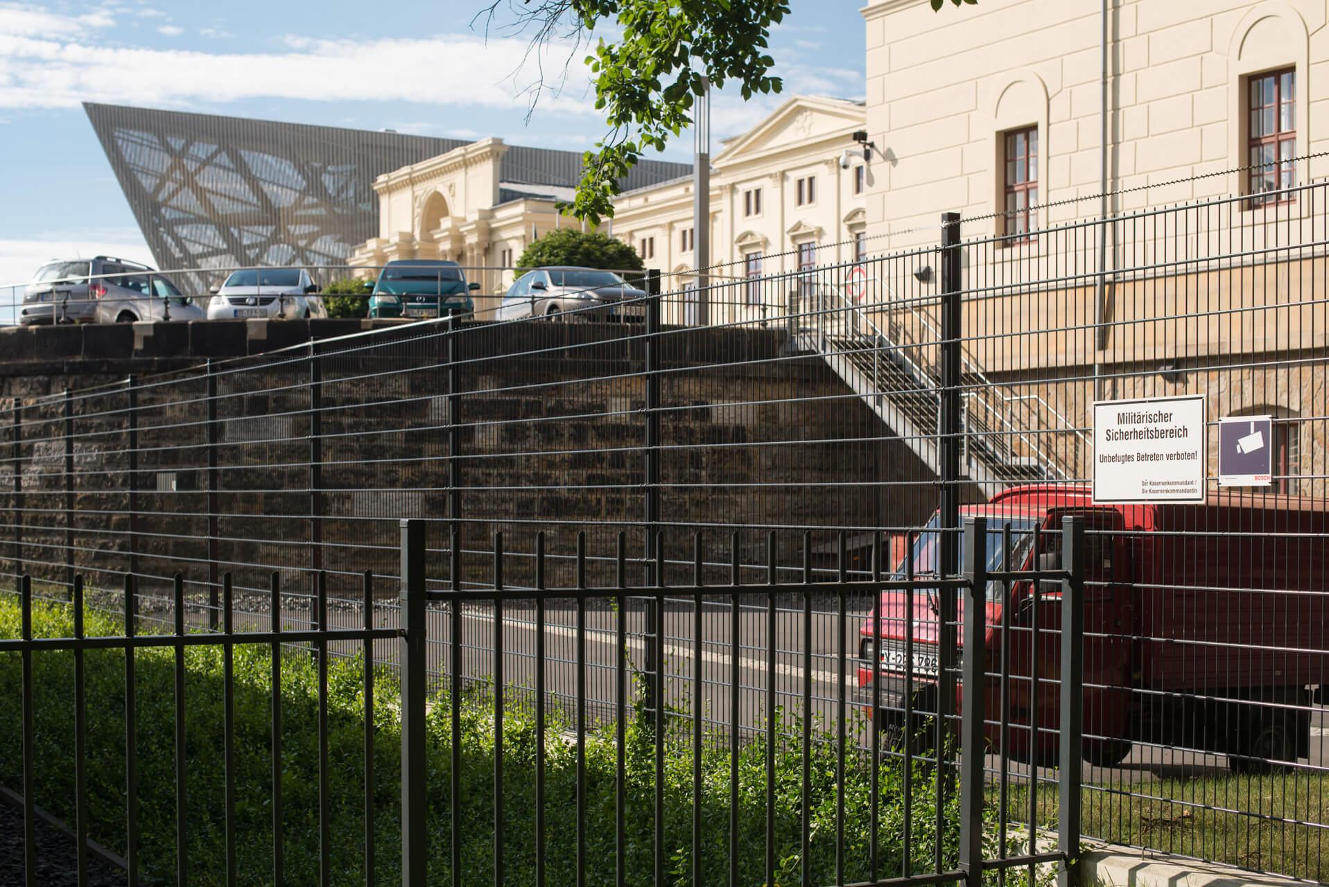 Dresden Albertstadt Militärhistorisches Museum; Fotograf Steffen Lohse