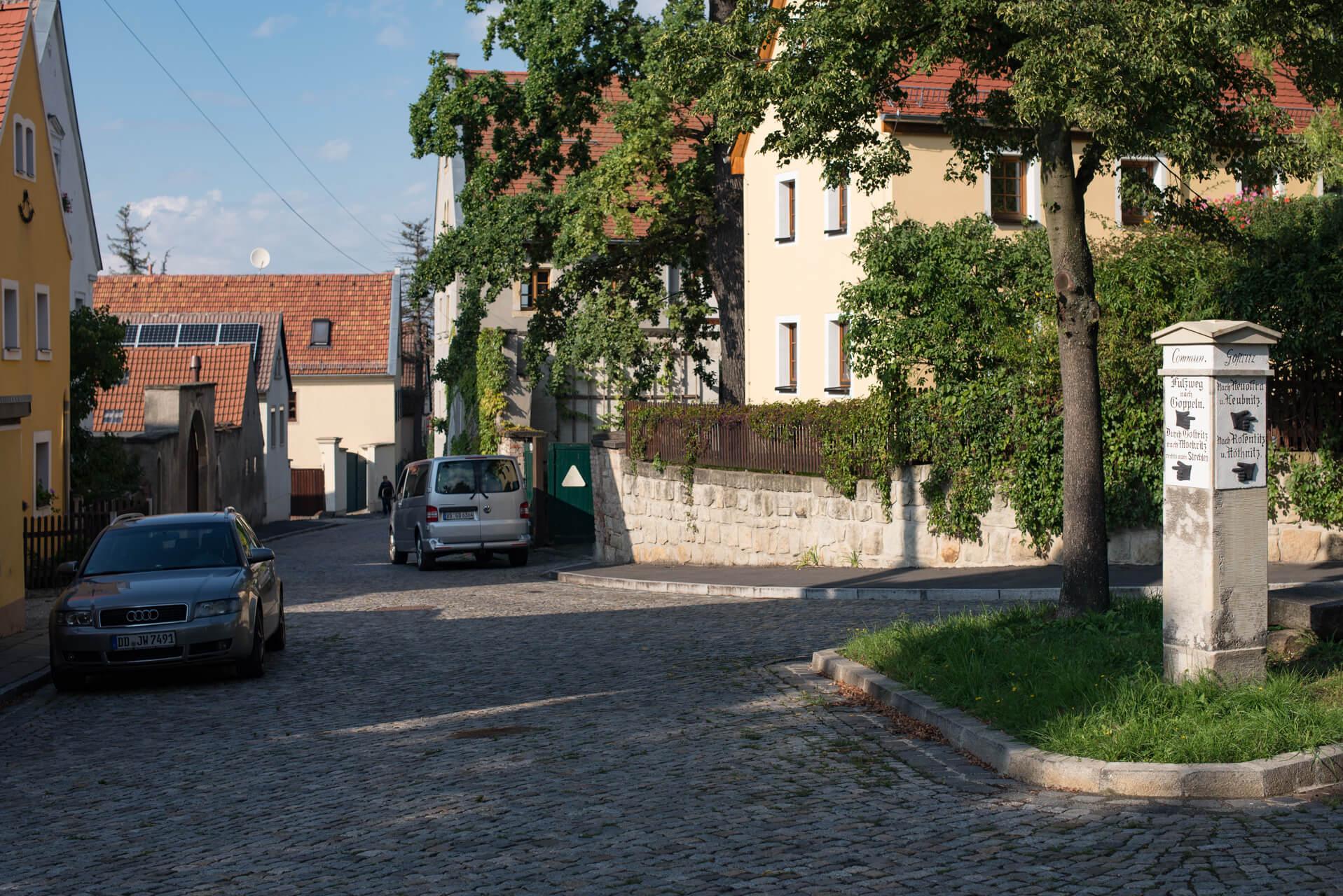 Dresden Gostritz; Fotograf Steffen Lohse