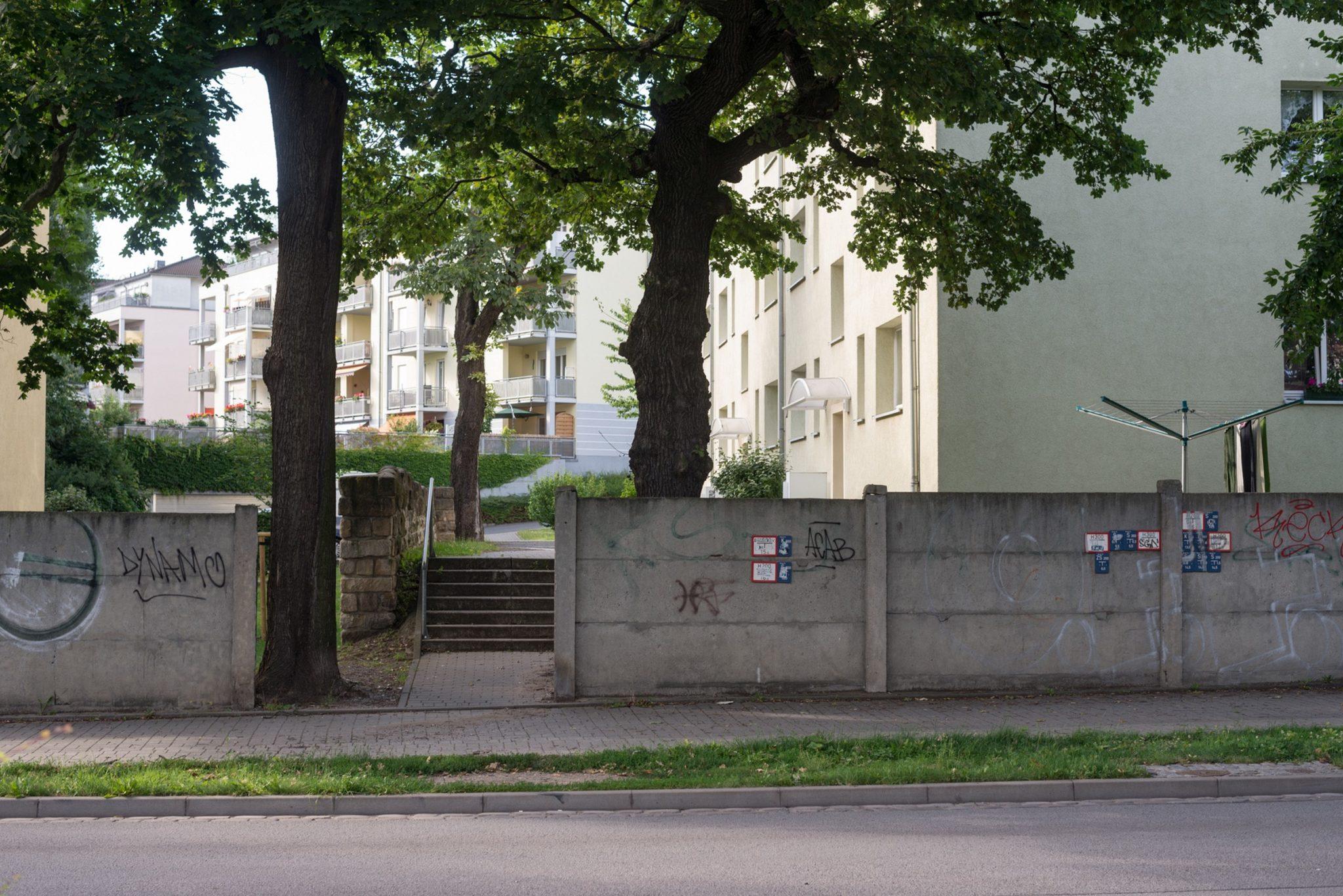Dresden Radeberger Vorstadt; Fotograf Steffen Lohse