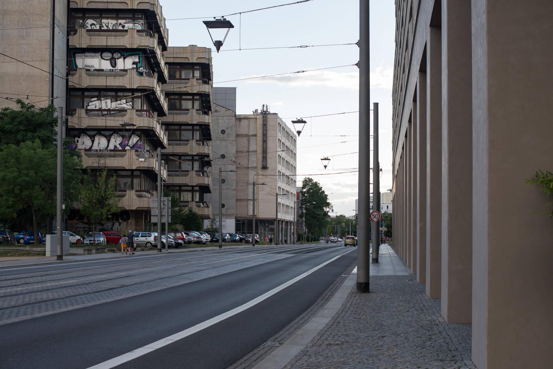Dresden Wilsdruffer Vorstadt; Fotograf Steffen Lohse