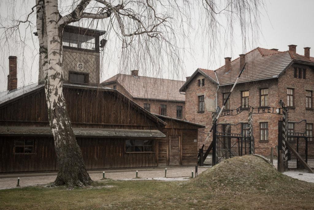 Konzentrationslager Auschwitz - Stammlager - Gedenkstätte
