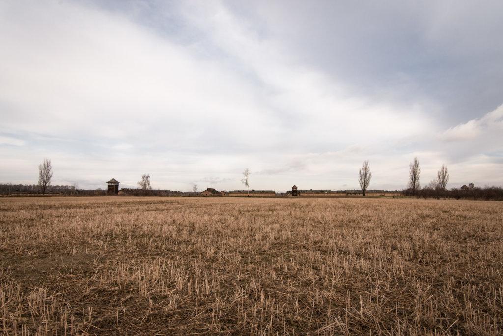Konzentrationslager Auschwitz - Birkenau - Vernichtungslager
