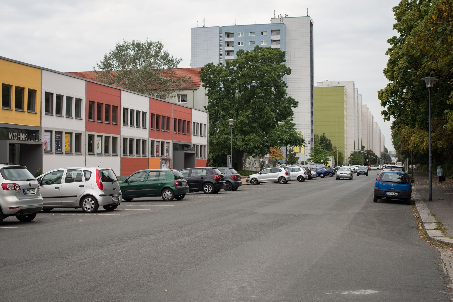 Dresden - Johannstadt; Fotograf Steffen Lohse