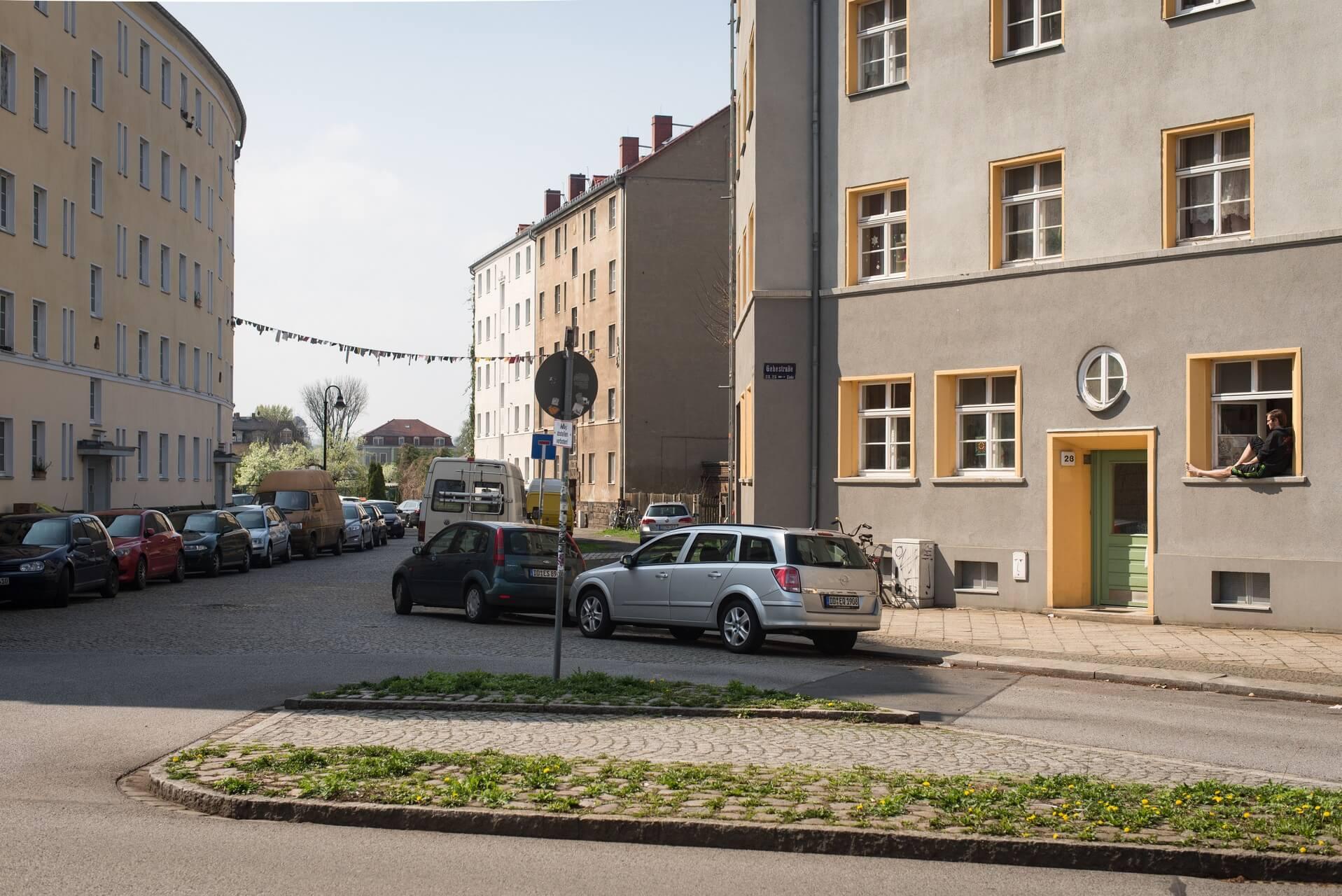 Dresden - Leipziger Vorstadt; Fotograf Steffen Lohse
