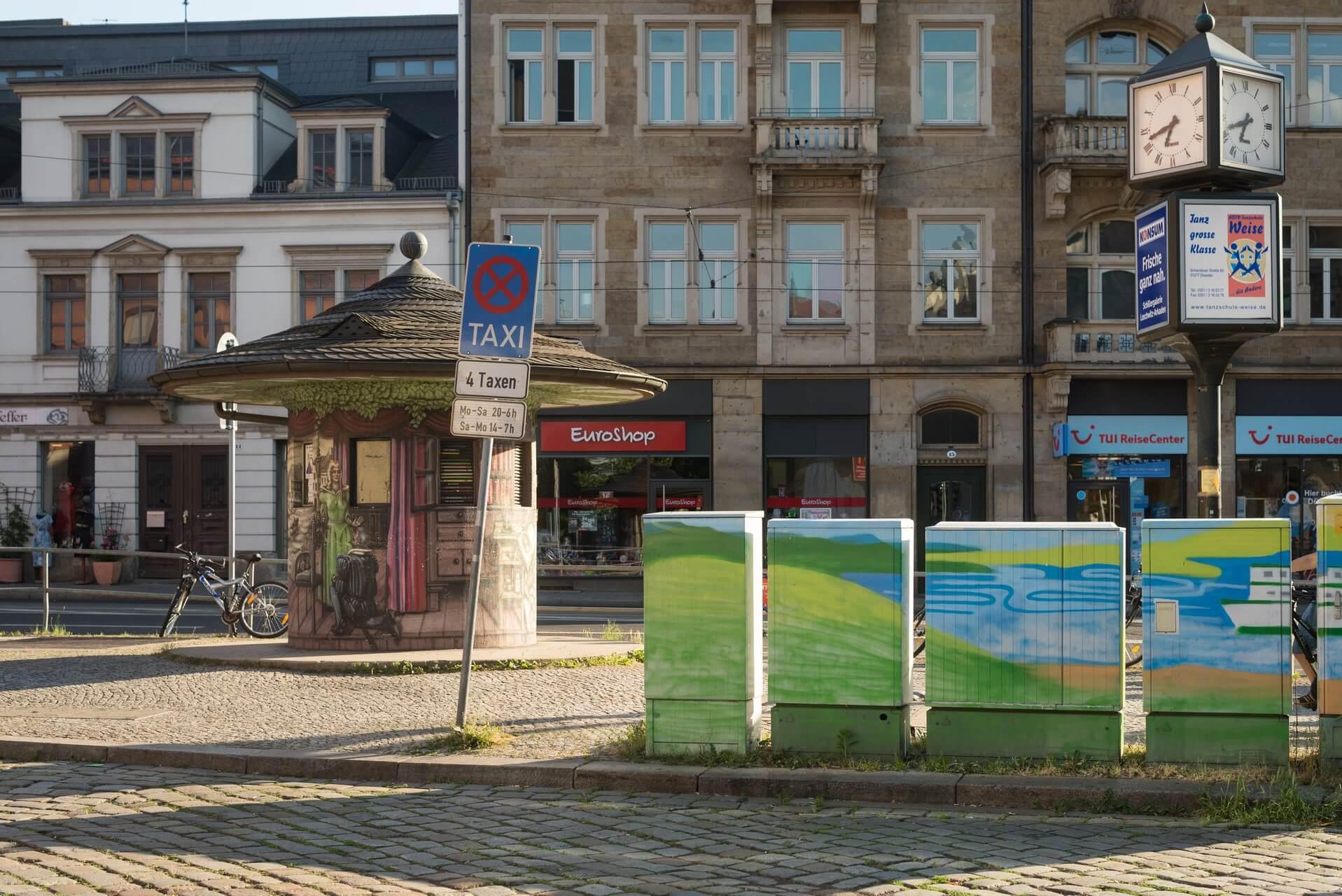 Dresden - Blasewitz; Fotograf Steffen Lohse