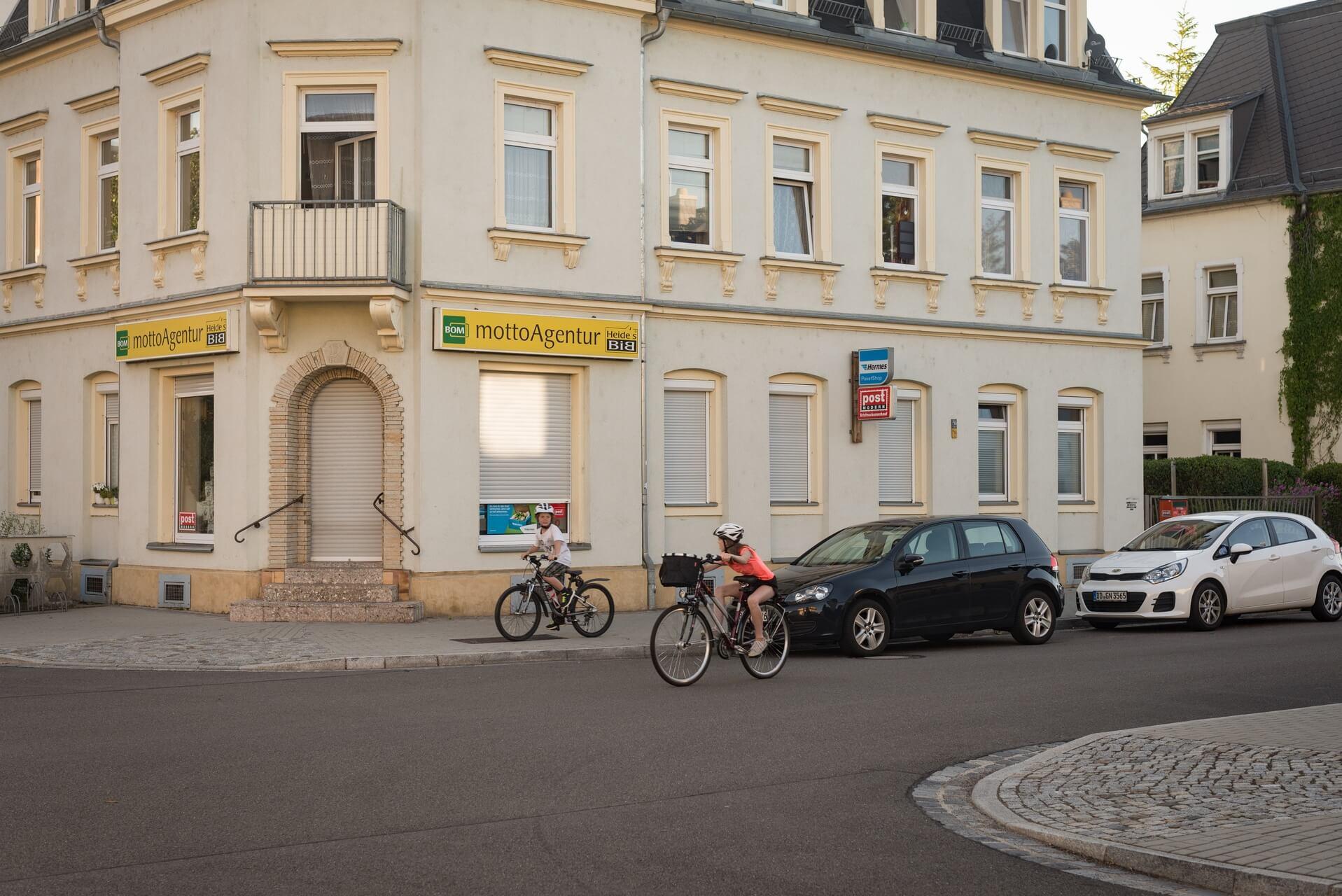 Dresden - Übigau; Fotograf Steffen Lohse