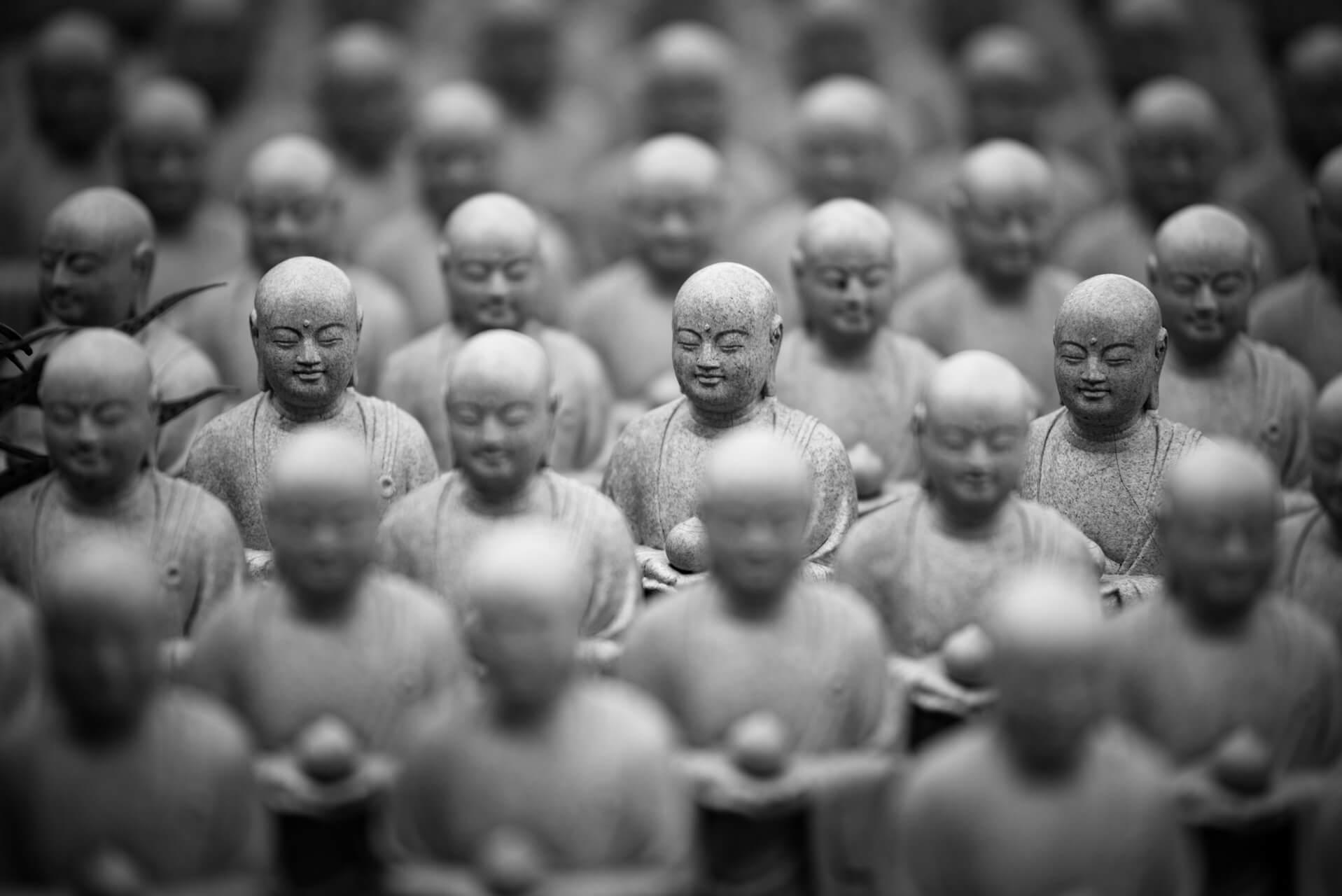 Kamakura, Japan, Fotografie monochrom, Steffen Lohse-Koch