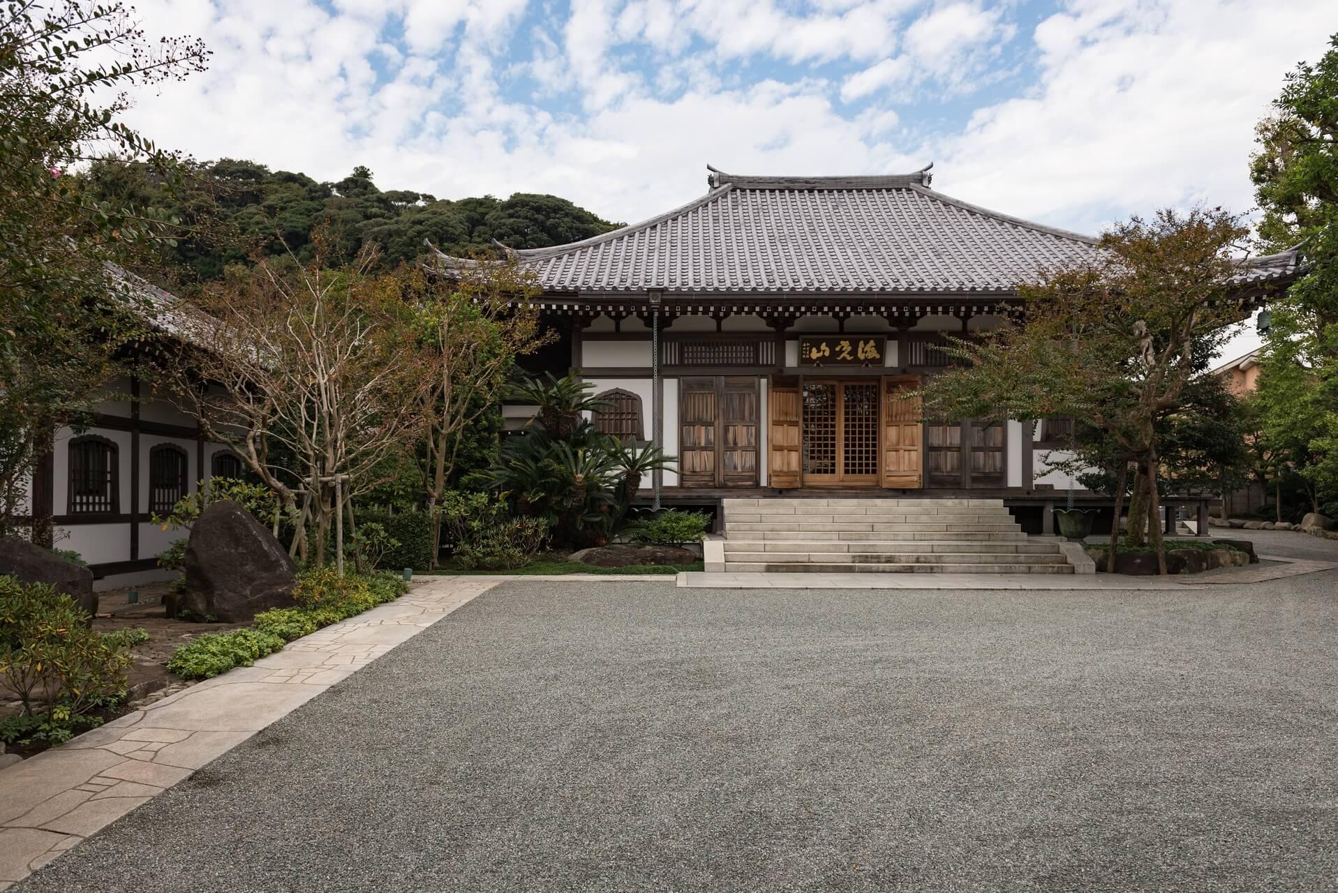 Japan Kamakura Tempel, Fotograf: Steffen Lohse