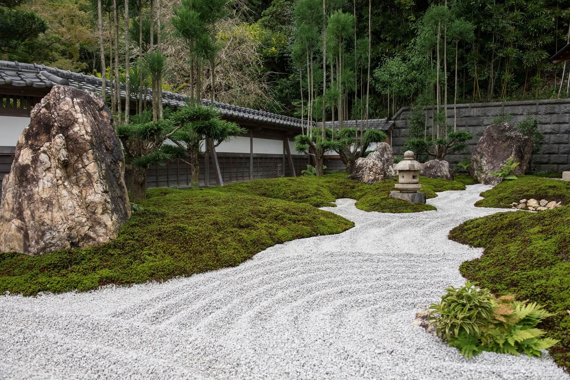Japan Kamakura Tempel Zen Garden, Fotograf: Steffen Lohse
