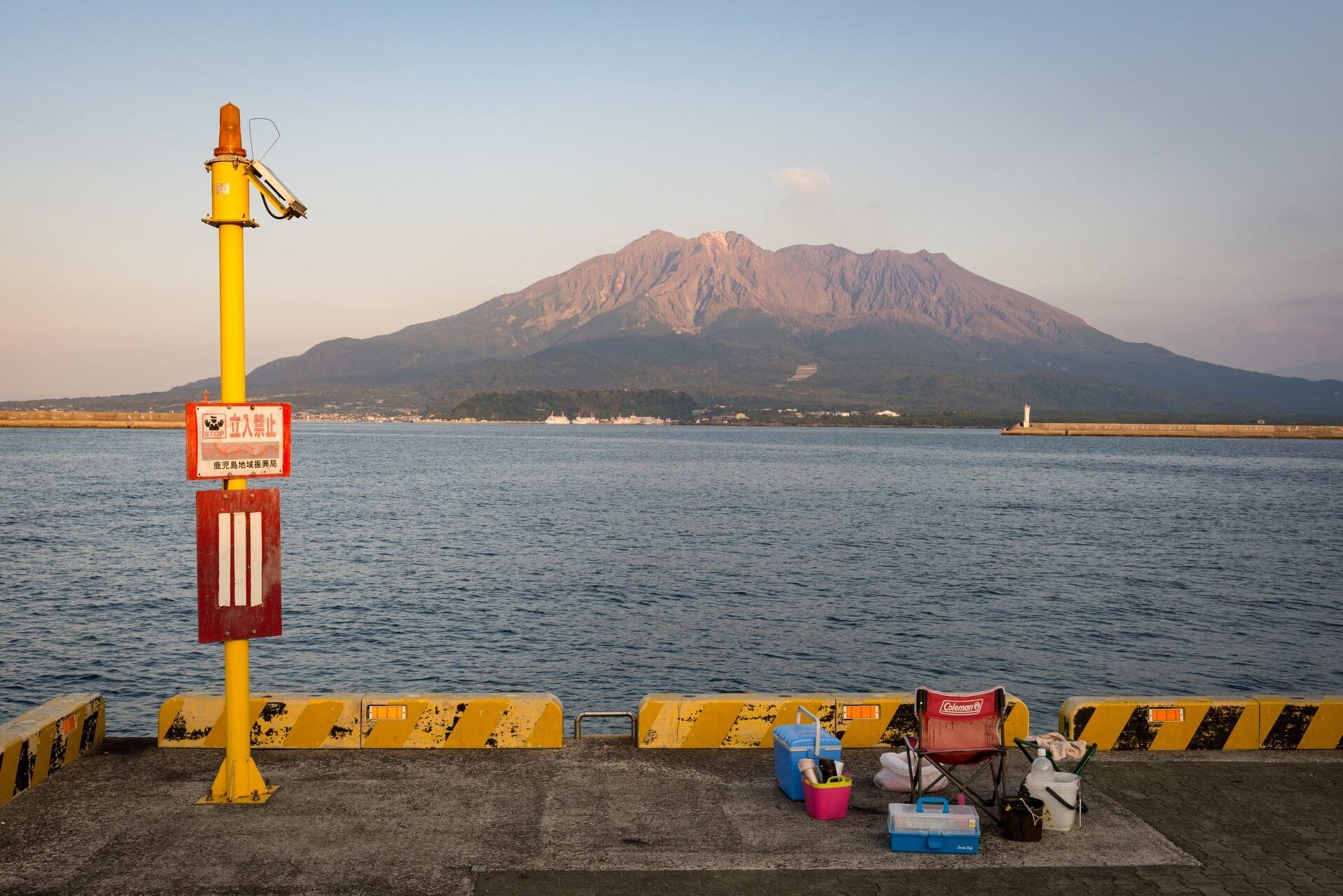 Japan Kagoshima Harbour, Fotograf: Steffen Lohse