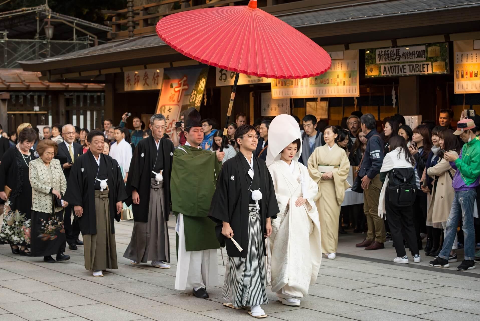 Japan Hochzeit
