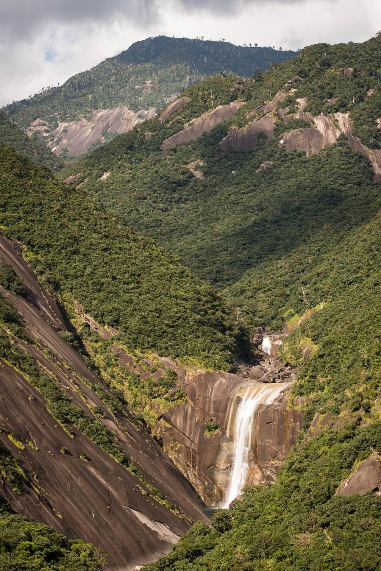 Japan: Yakushima Island 千尋の滝 Senpiro-no-taki, Fotograf: Steffen Lohse