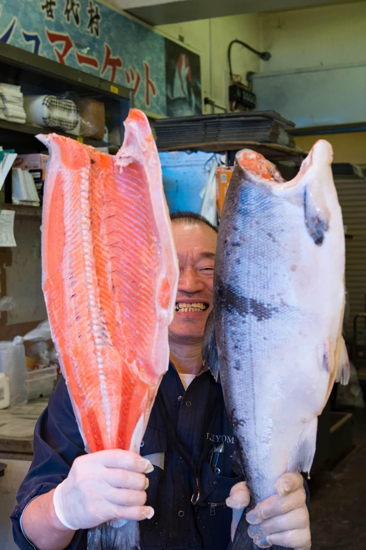 Japan Tokyo Fischmarkt, Fotograf: Steffen Lohse