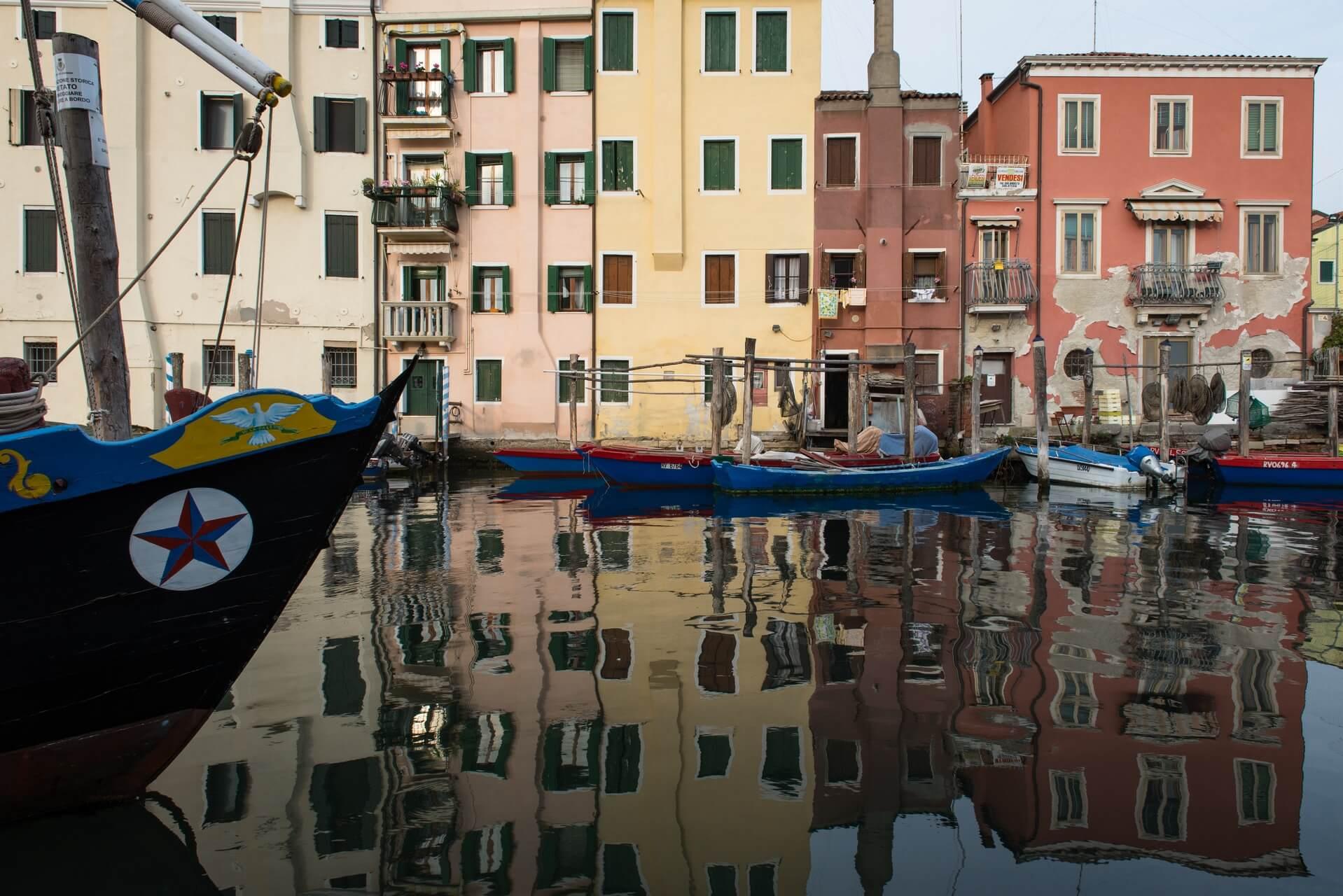 Italien: Laguna di Venezia - Chioggia, Fotograf: Steffen Lohse