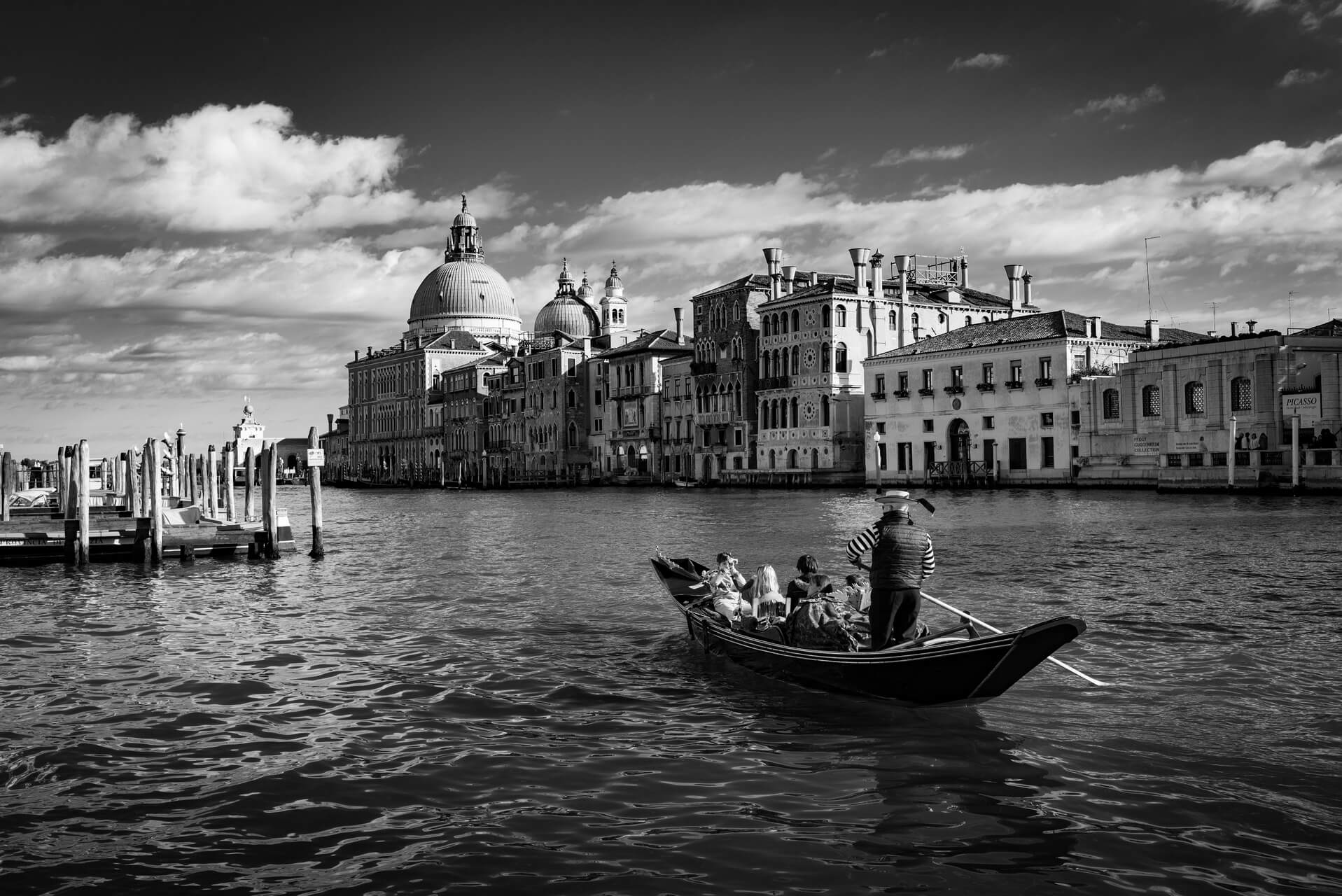 Italien: Venedig: Canal Grande, Fotograf: Steffen Lohse