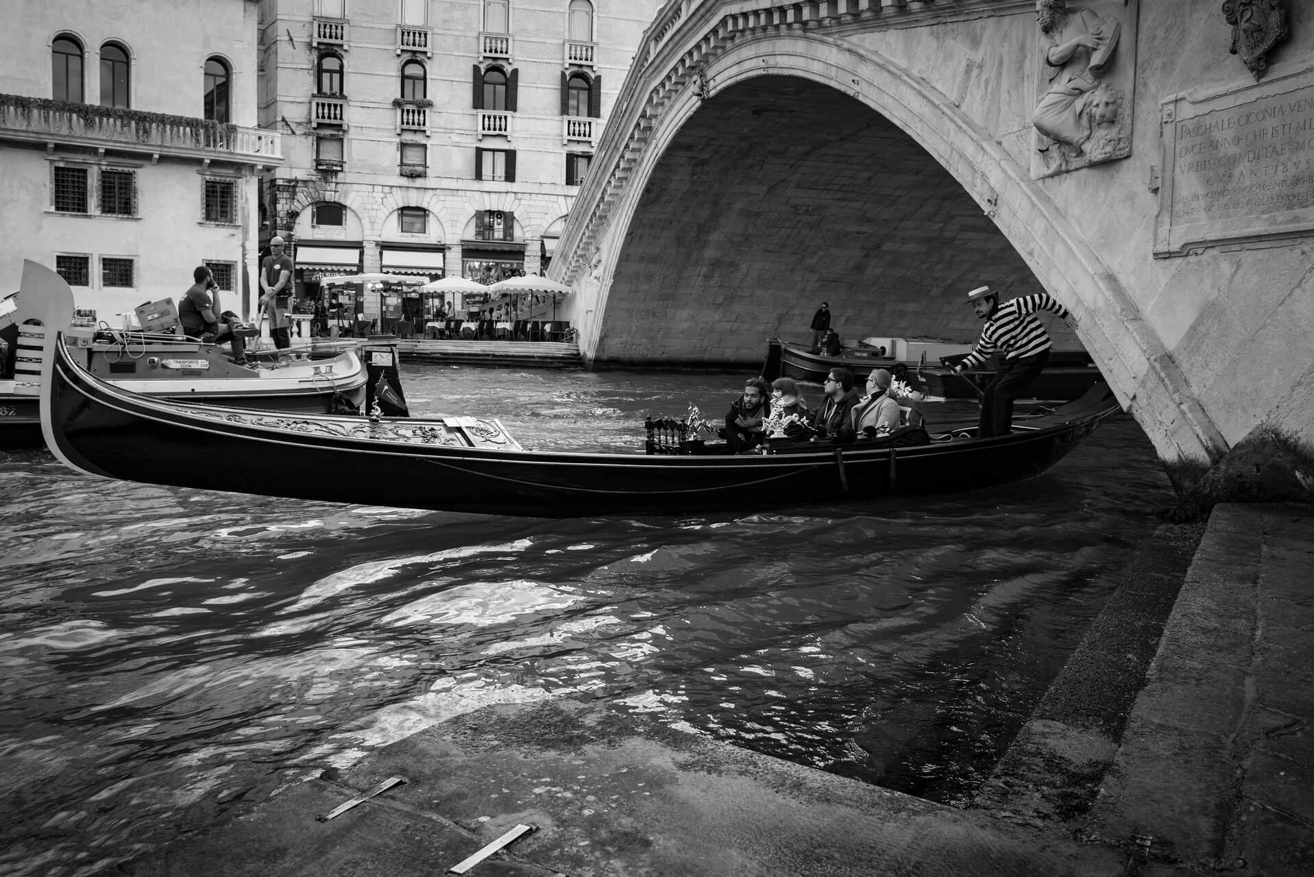 Italien: Venedig Gondola, Fotograf: Steffen Lohse