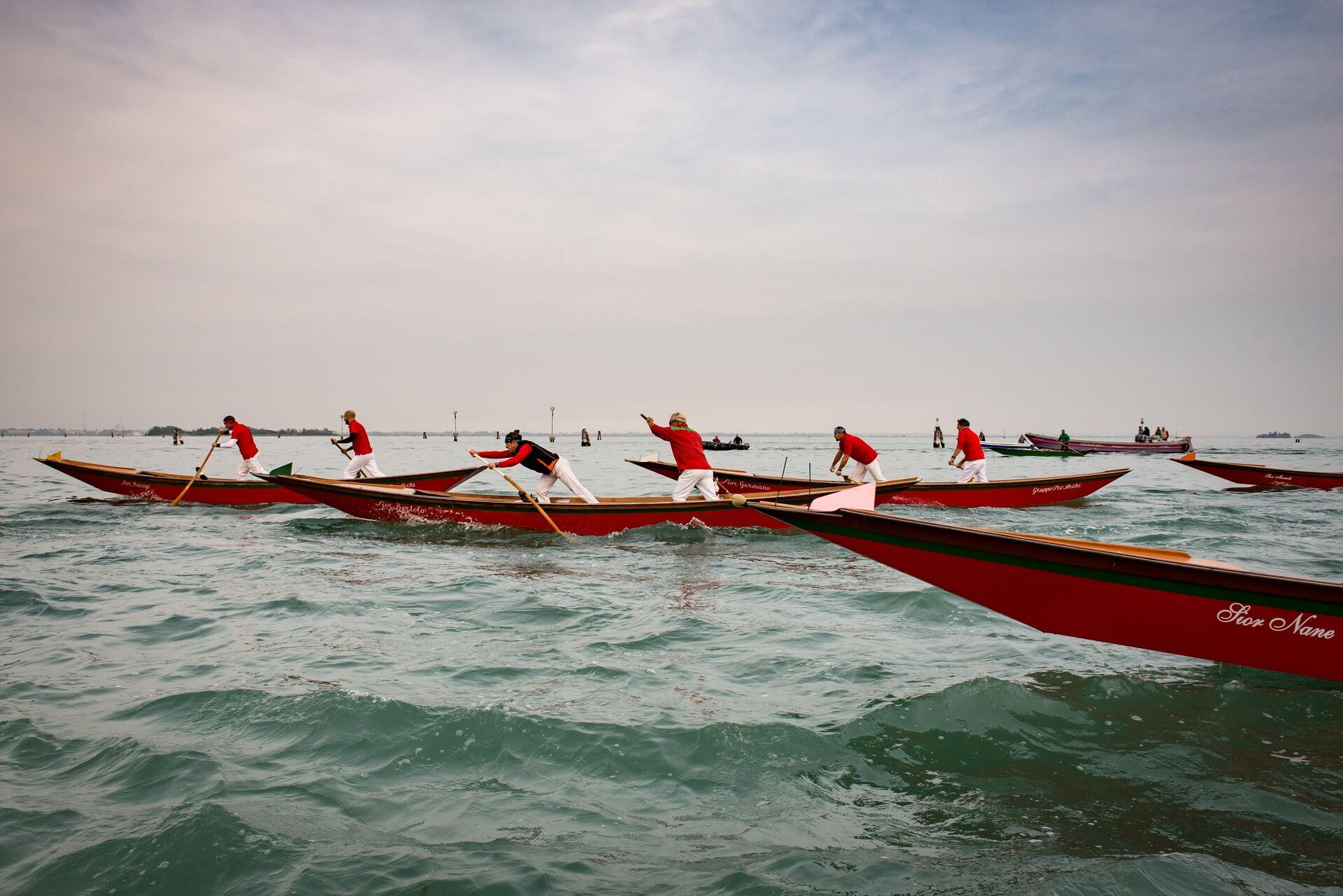 Italien: Laguna di Venezia, Fotograf: Steffen Lohse