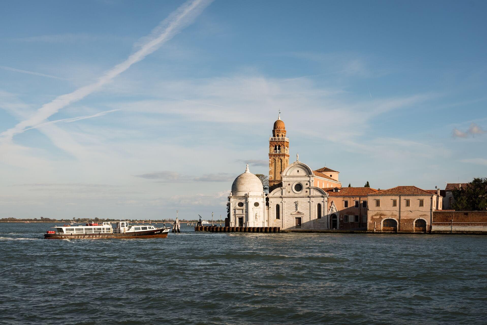 Italien: Laguna di Venezia - San Michele, Fotograf: Steffen Lohse