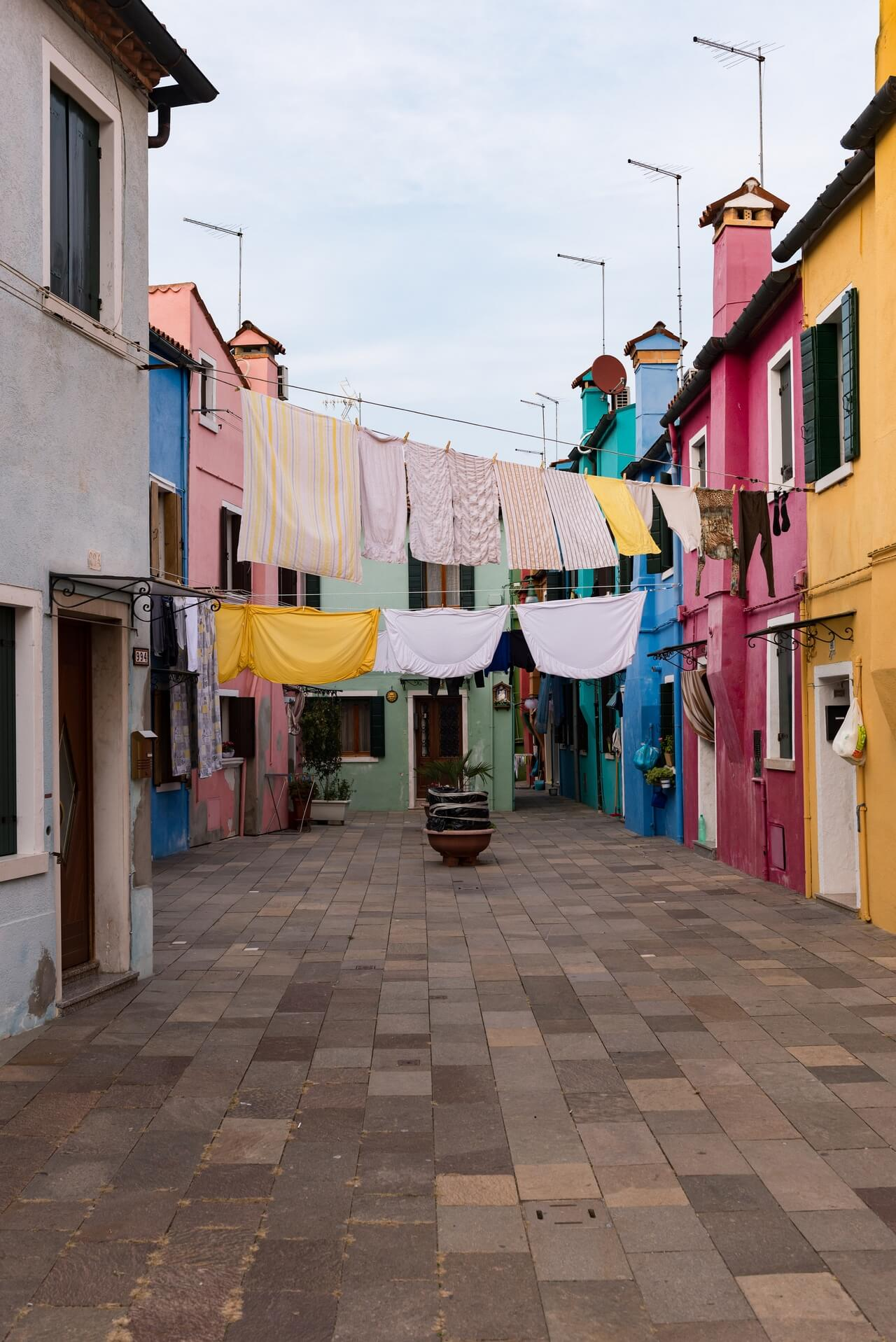 Italien: Laguna di Venezia - Burano, Fotograf: Steffen Lohse