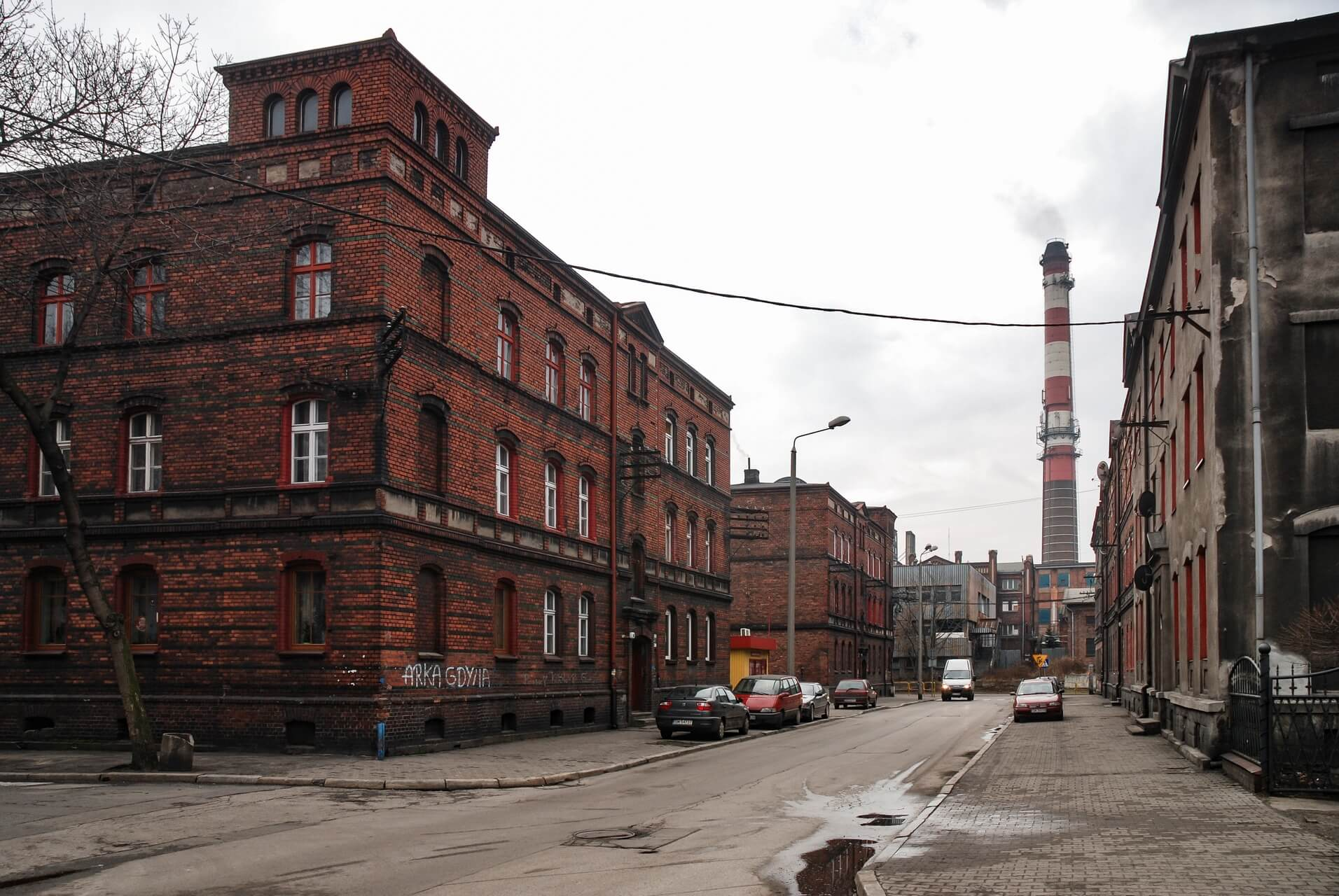 Fotografie Oberschlesien Polen