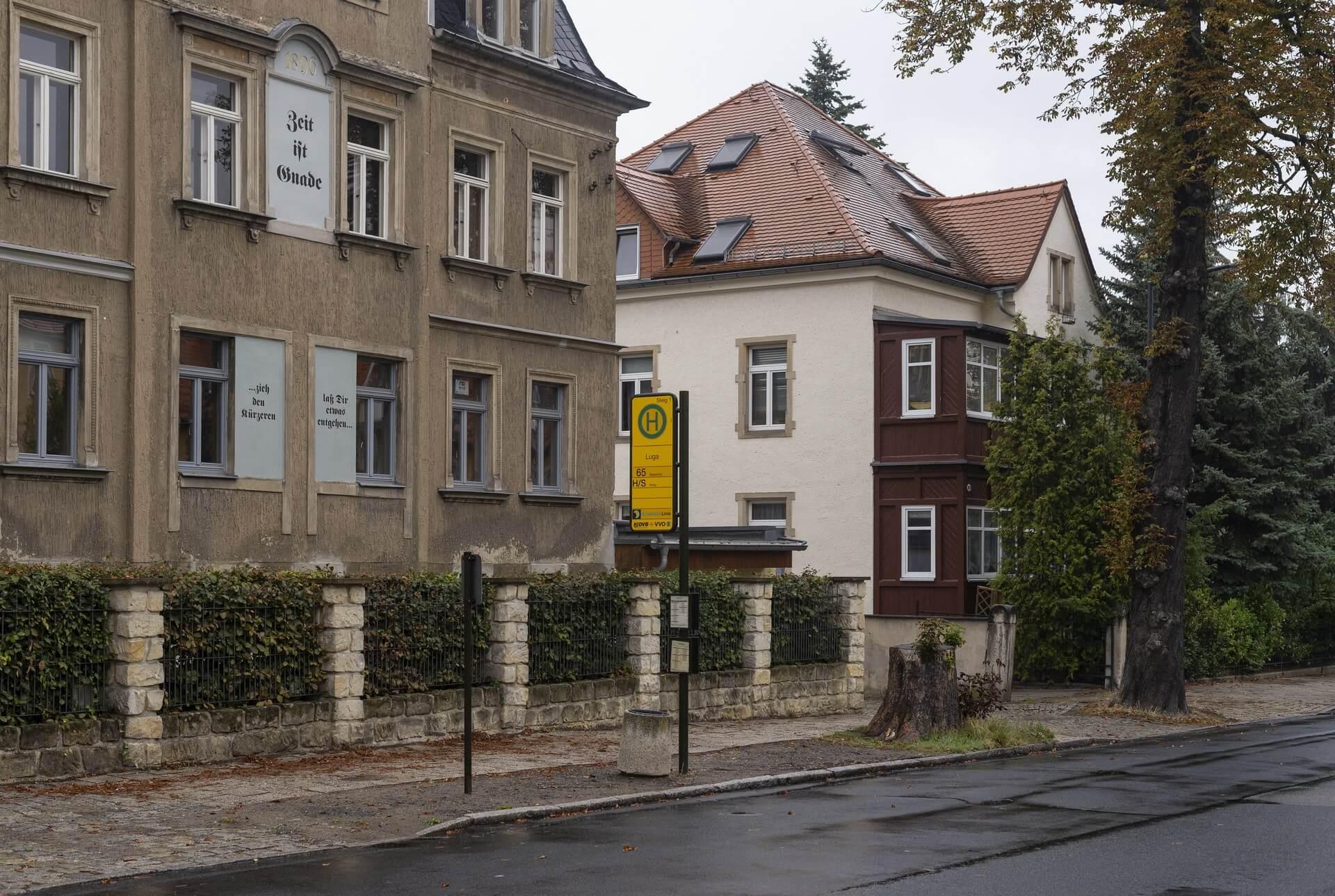 Dresden - Großluga