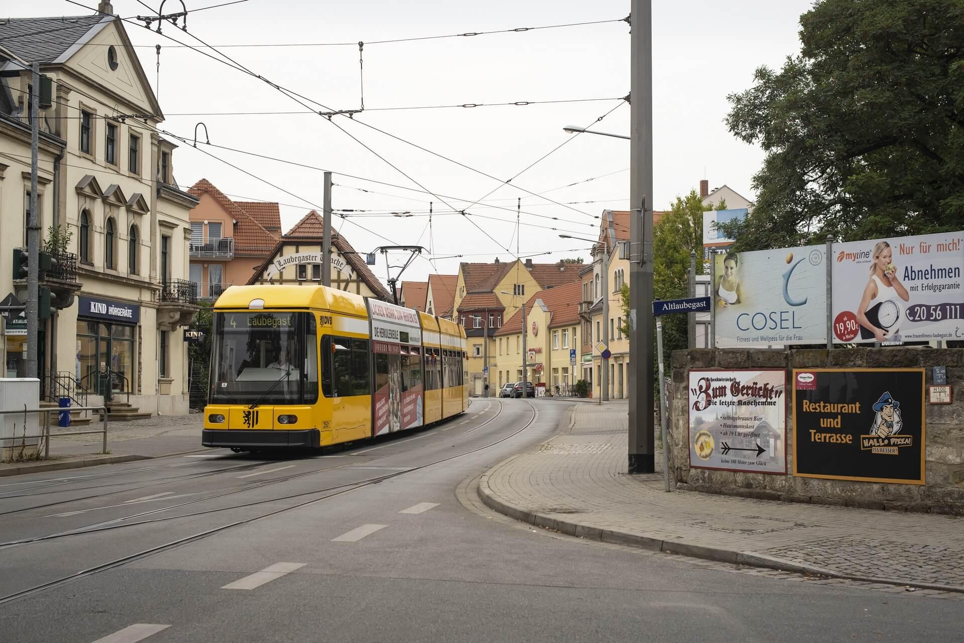 Dresden - Laubegast
