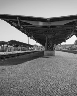 Suspended? Provincial train stations in Eastern Saxony