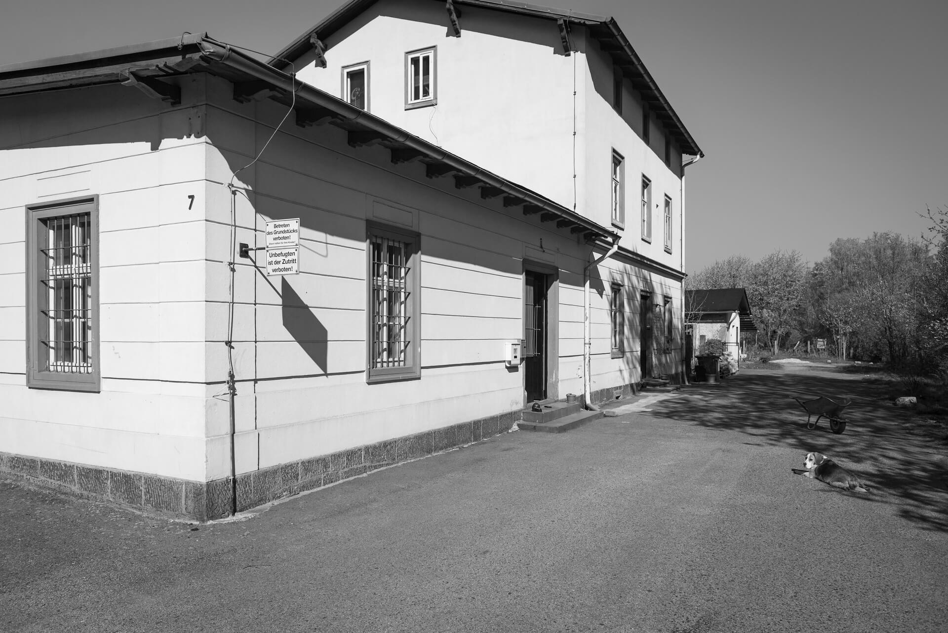 Bahnhof Schmölln (Oberlausitz)