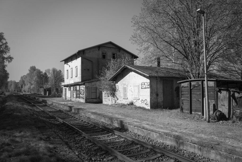 Putzkau, Haltepunkt