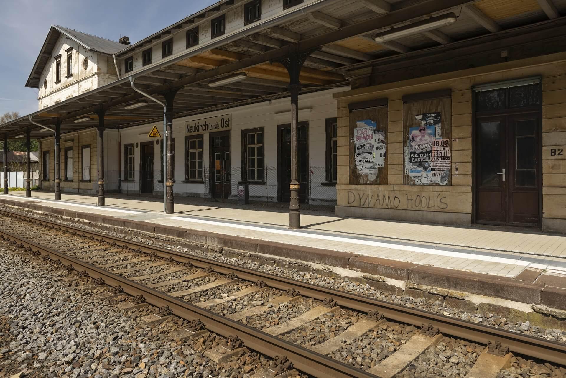 Bahnhof Neukirch/Ost