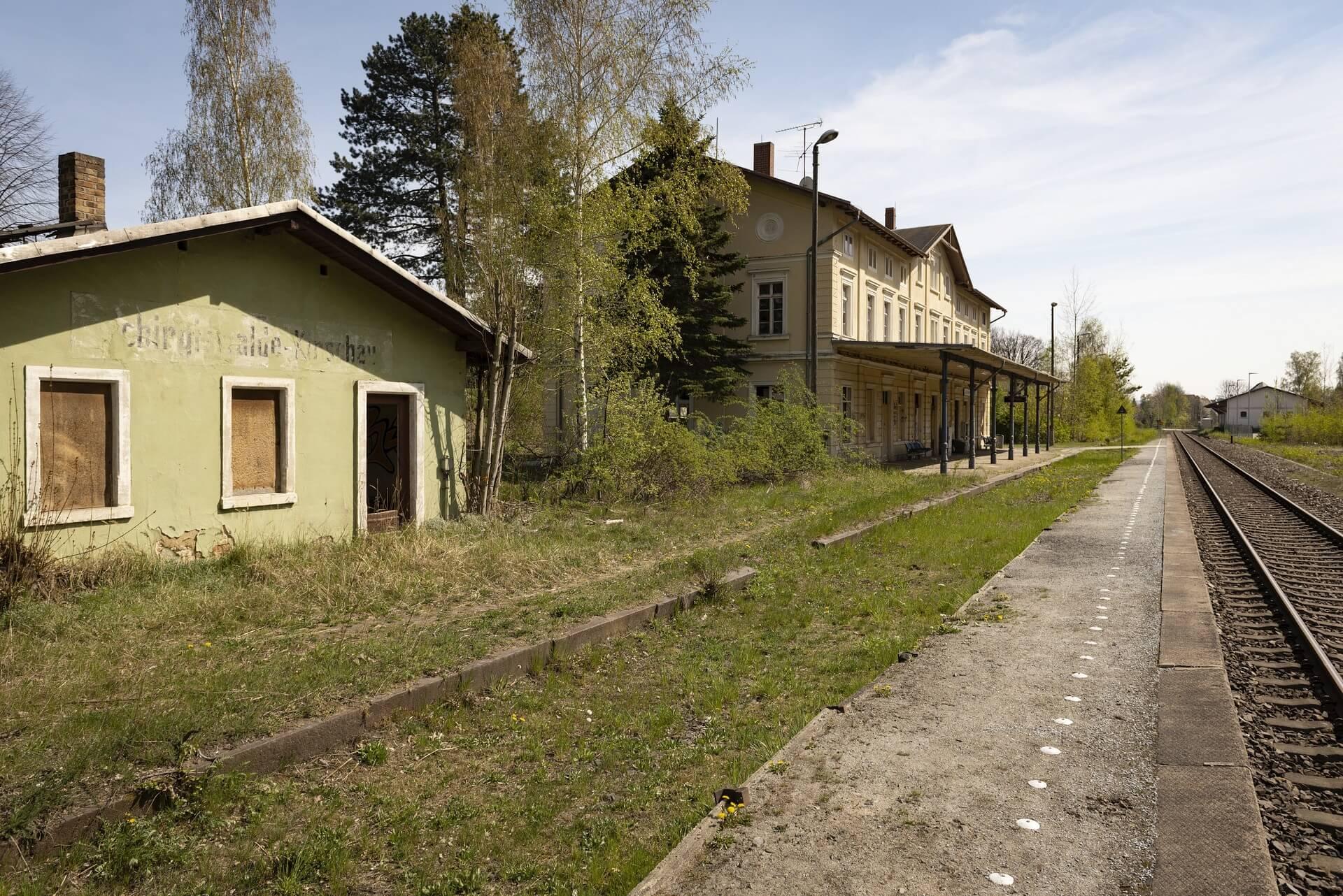 Bahnhof Schirgiswalde-Kirschau