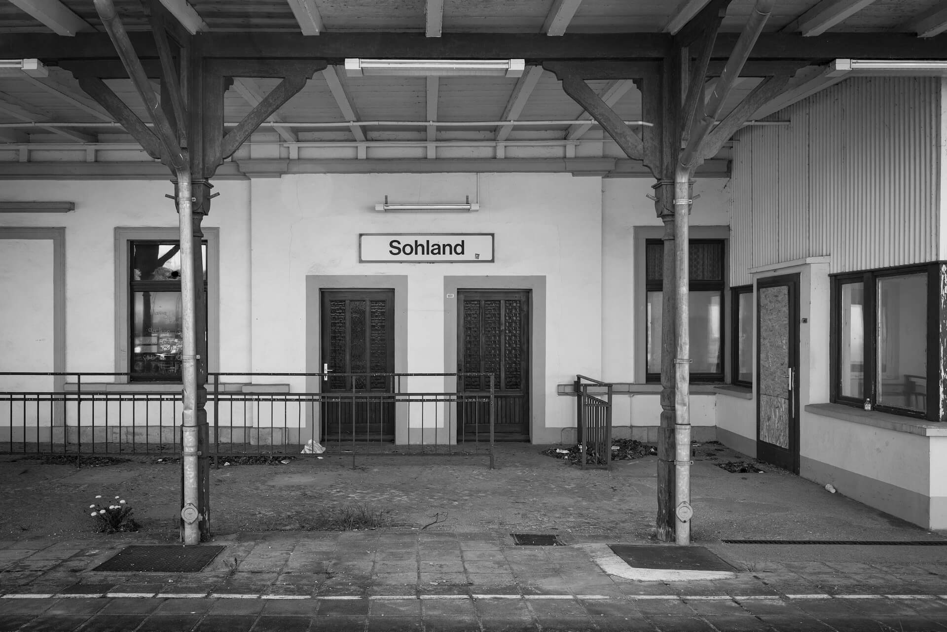 Bahnhof Sohland