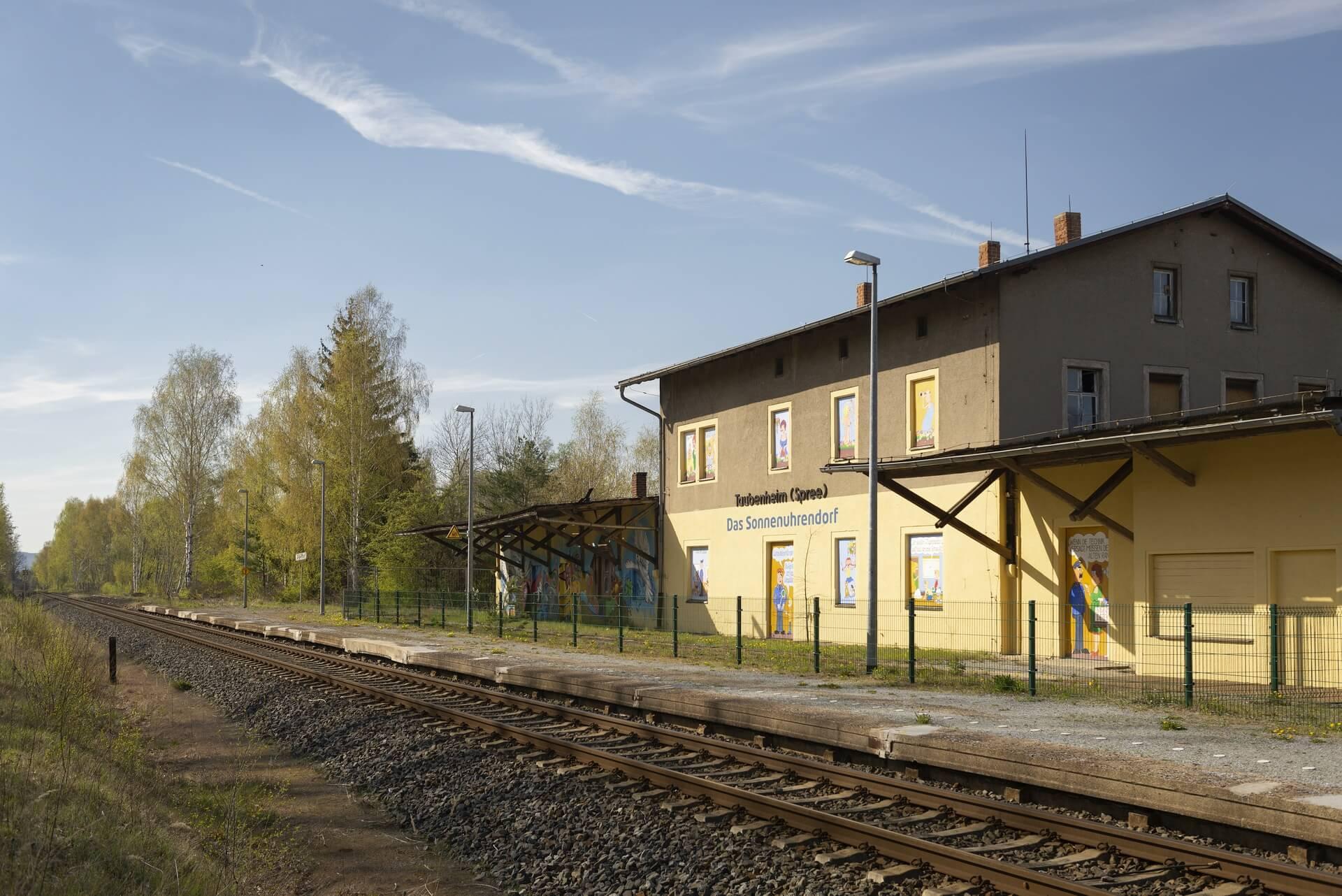 Bahnhof Taubenheim (Spree)