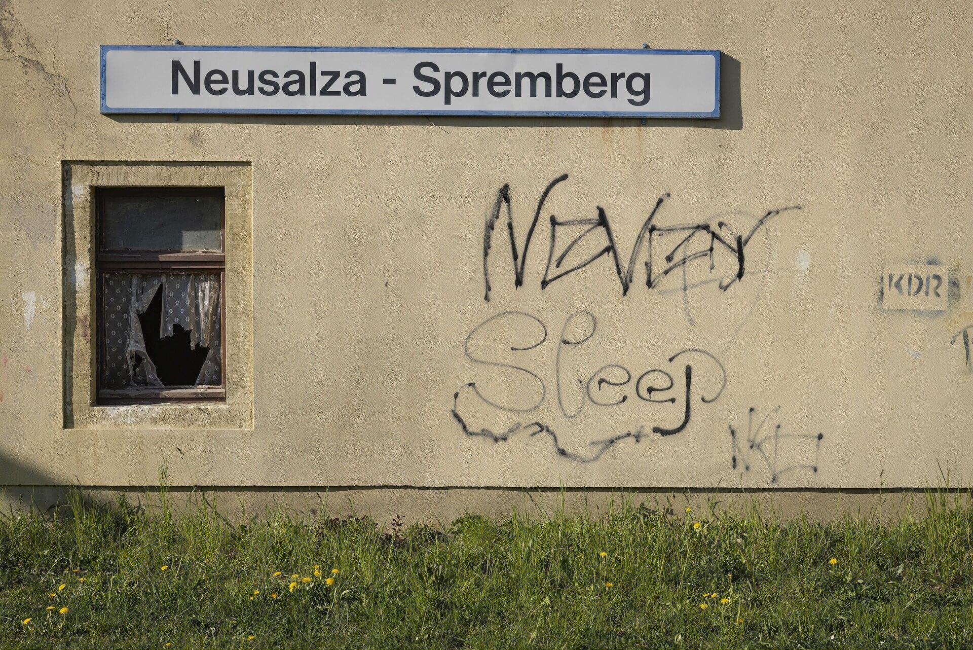 Bahnhof Neusalza-Spremberg
