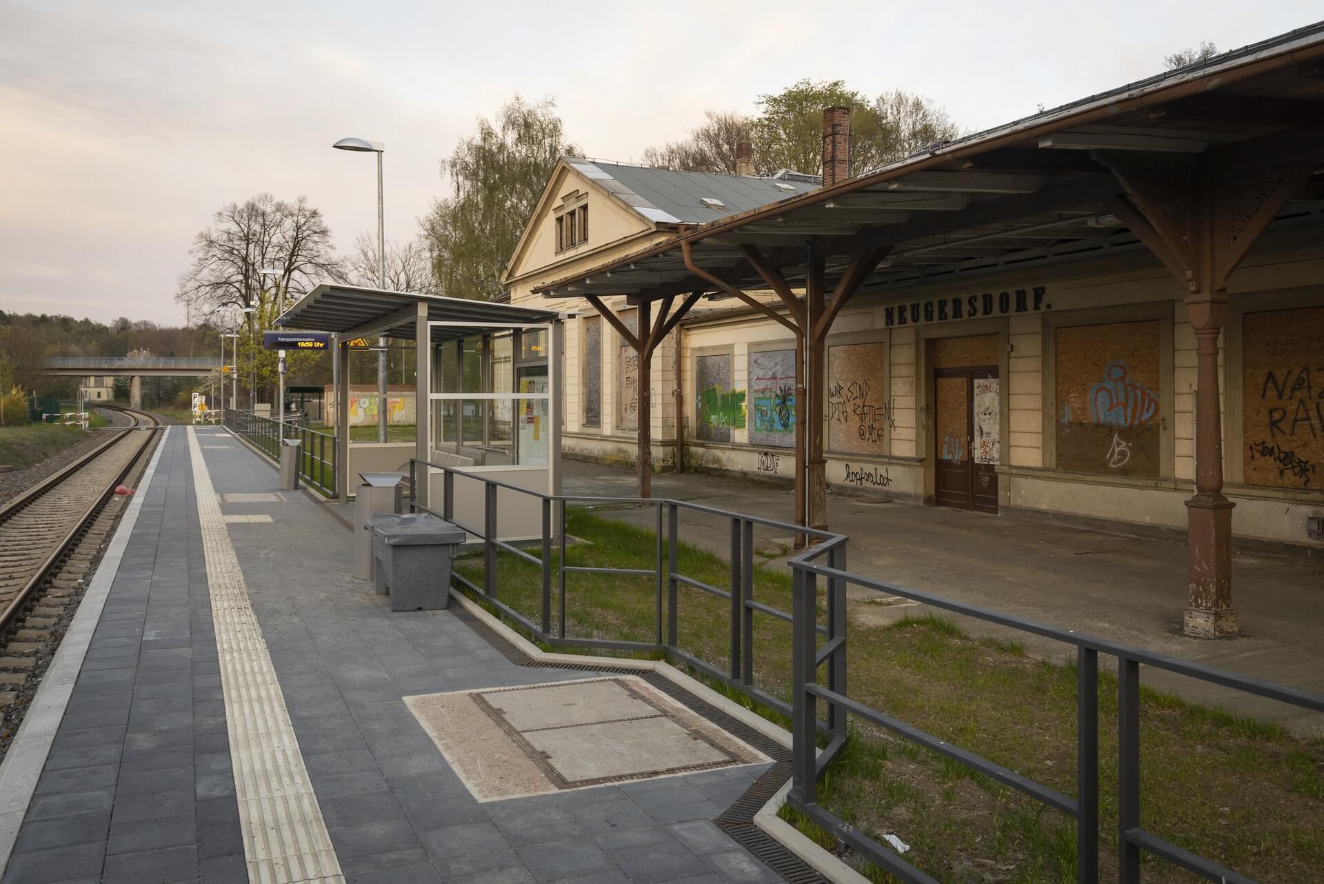 Bahnhof Neugersdorf