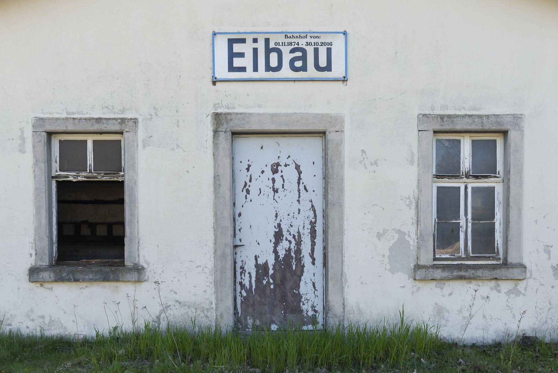 Bahnhof Eibau