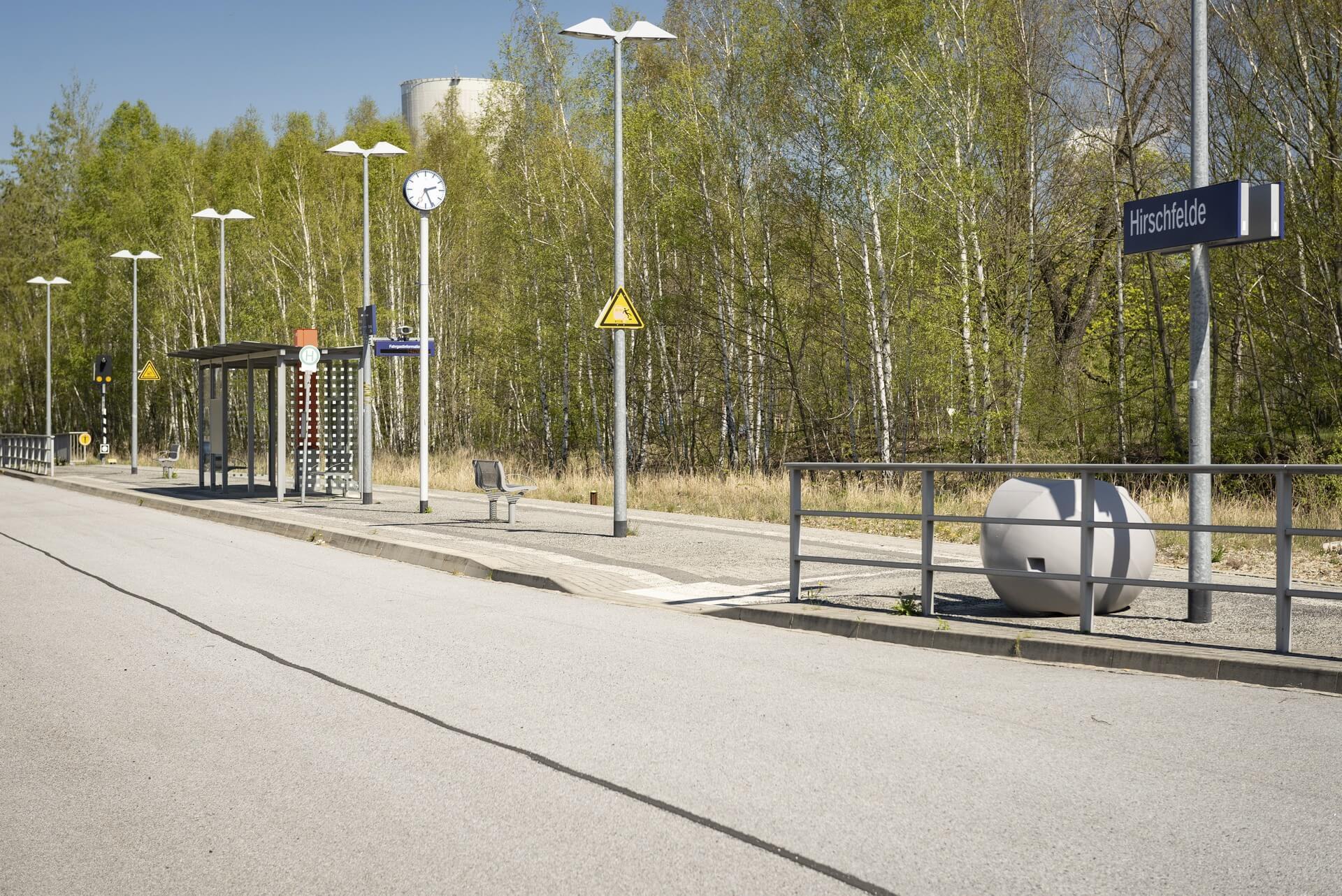 Bahnhof Hirschfelde