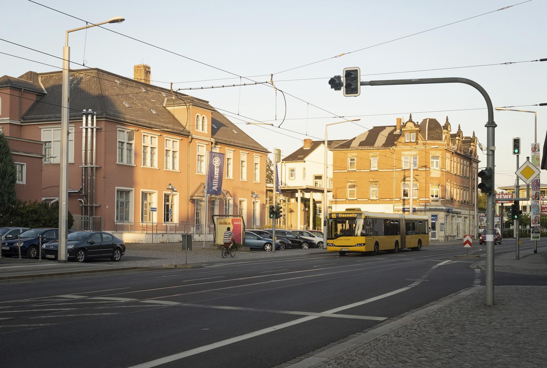 Dresden - Leuben