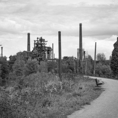 Industriekultur Ruhrgebiet sw